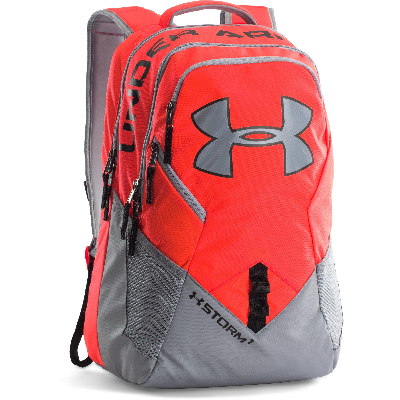 f6aeda4e91 Lyst - Under Armour Ua Storm Big Logo Iv Backpack for Men