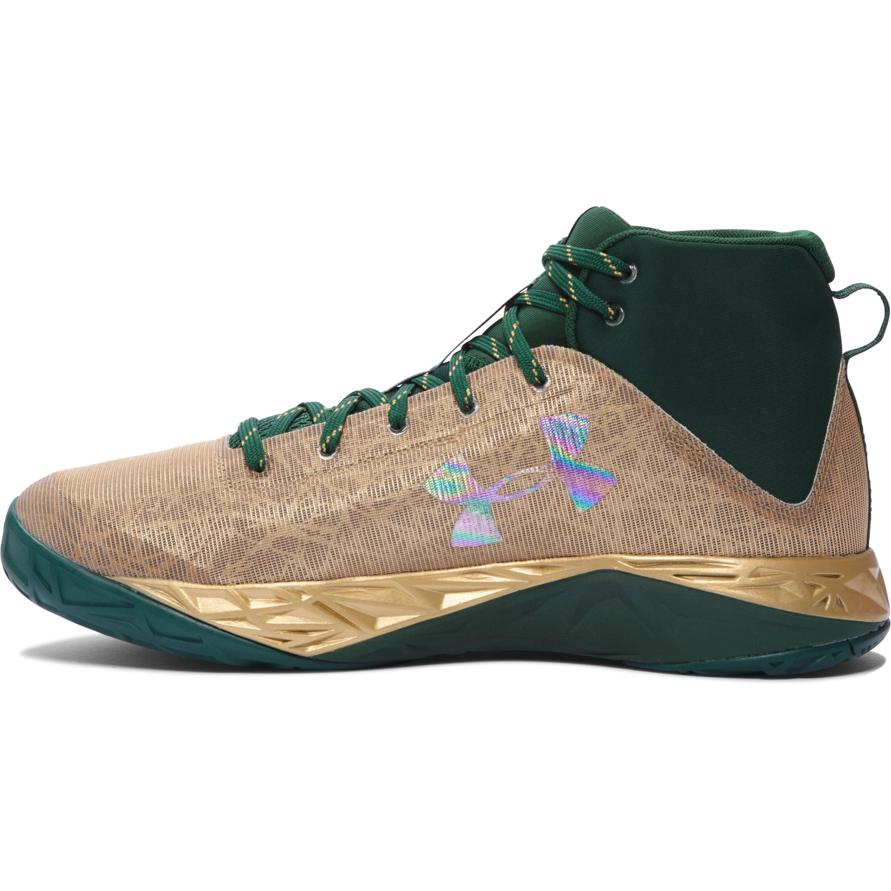 Under Armour Men S Ua Fireshot Basketball Shoes