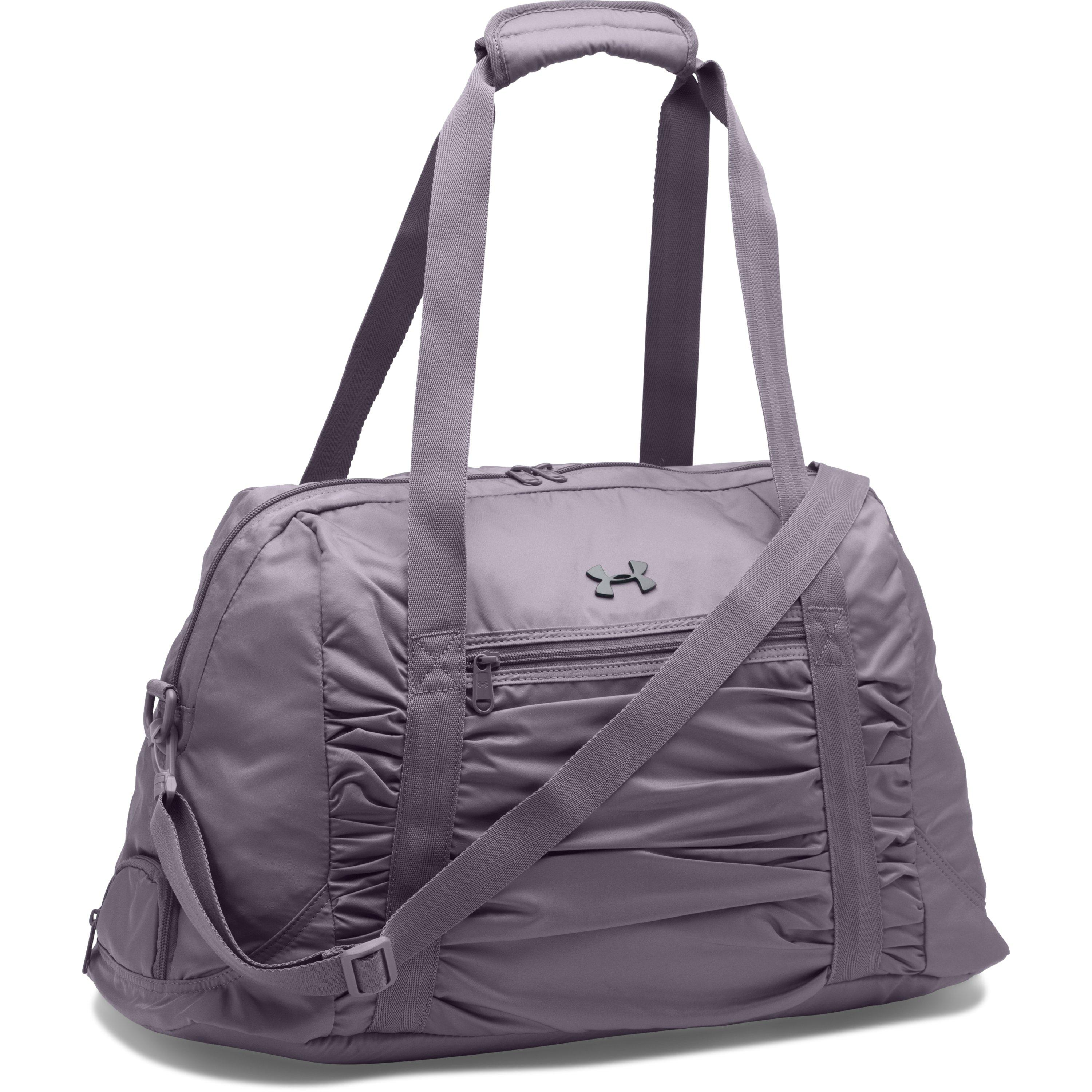 42390215 Under Armour Purple Women's Ua The Works Gym Bag