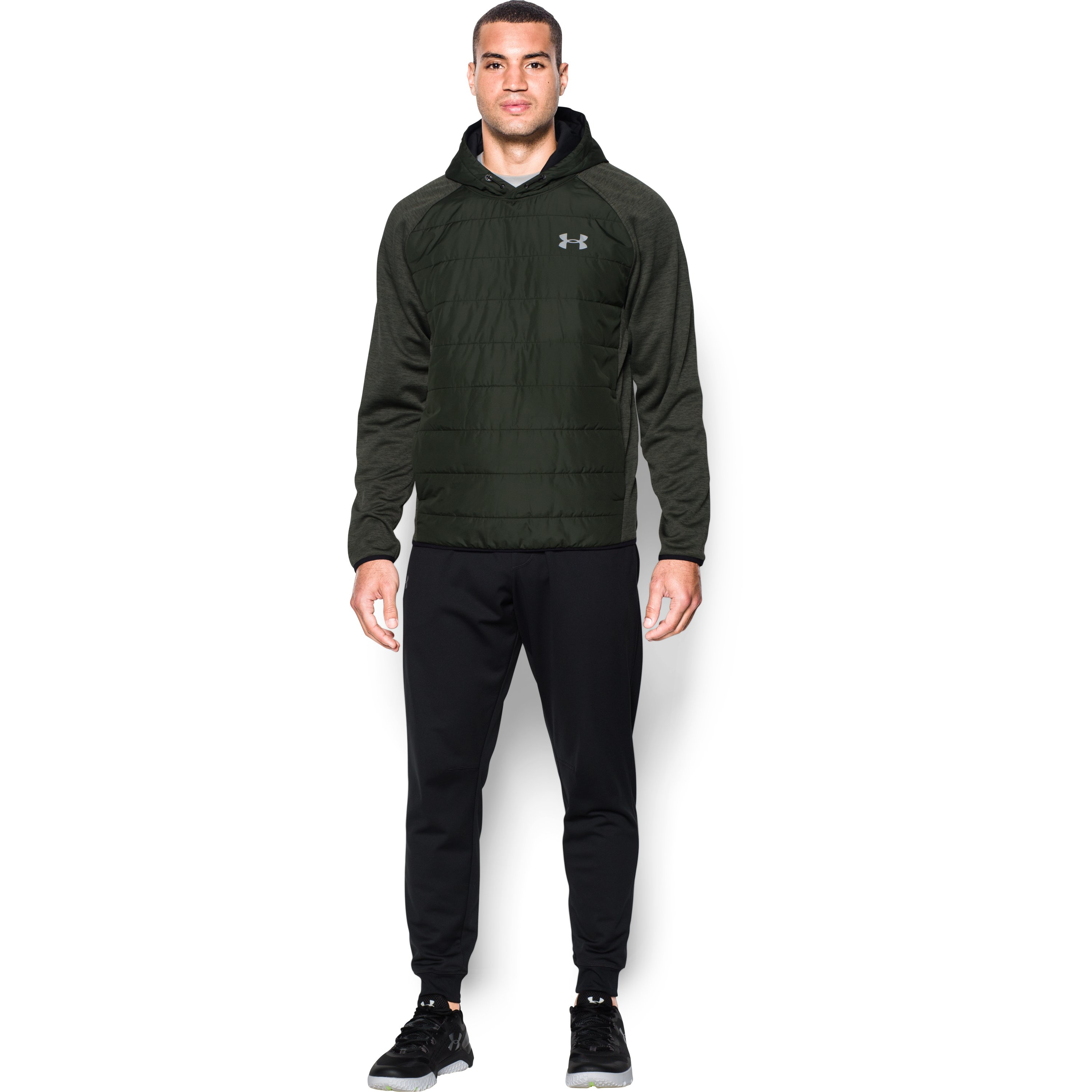 Lyst - Under Armour Men s Ua Storm Insulated Swacket Hoodie for Men ef5d18c43