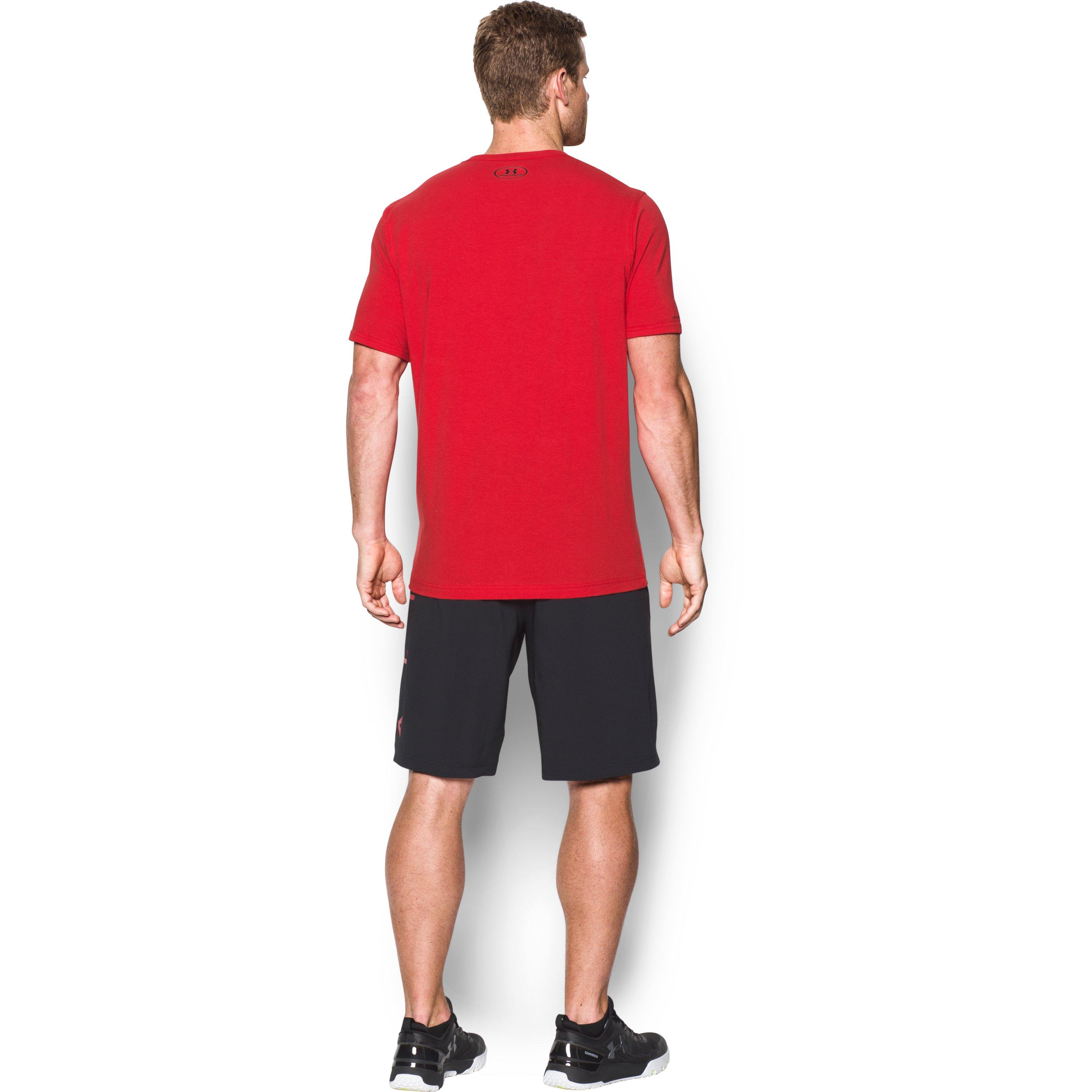 6a18909e Lyst - Under Armour Men's Ua X Muhammad Ali Sportstyle T-shirt in ...