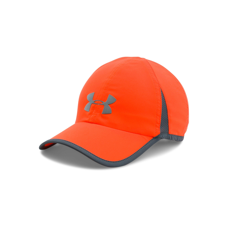 Lyst - Under Armour Men s Ua Shadow 4.0 Run Cap in Orange for Men 40cb951e568