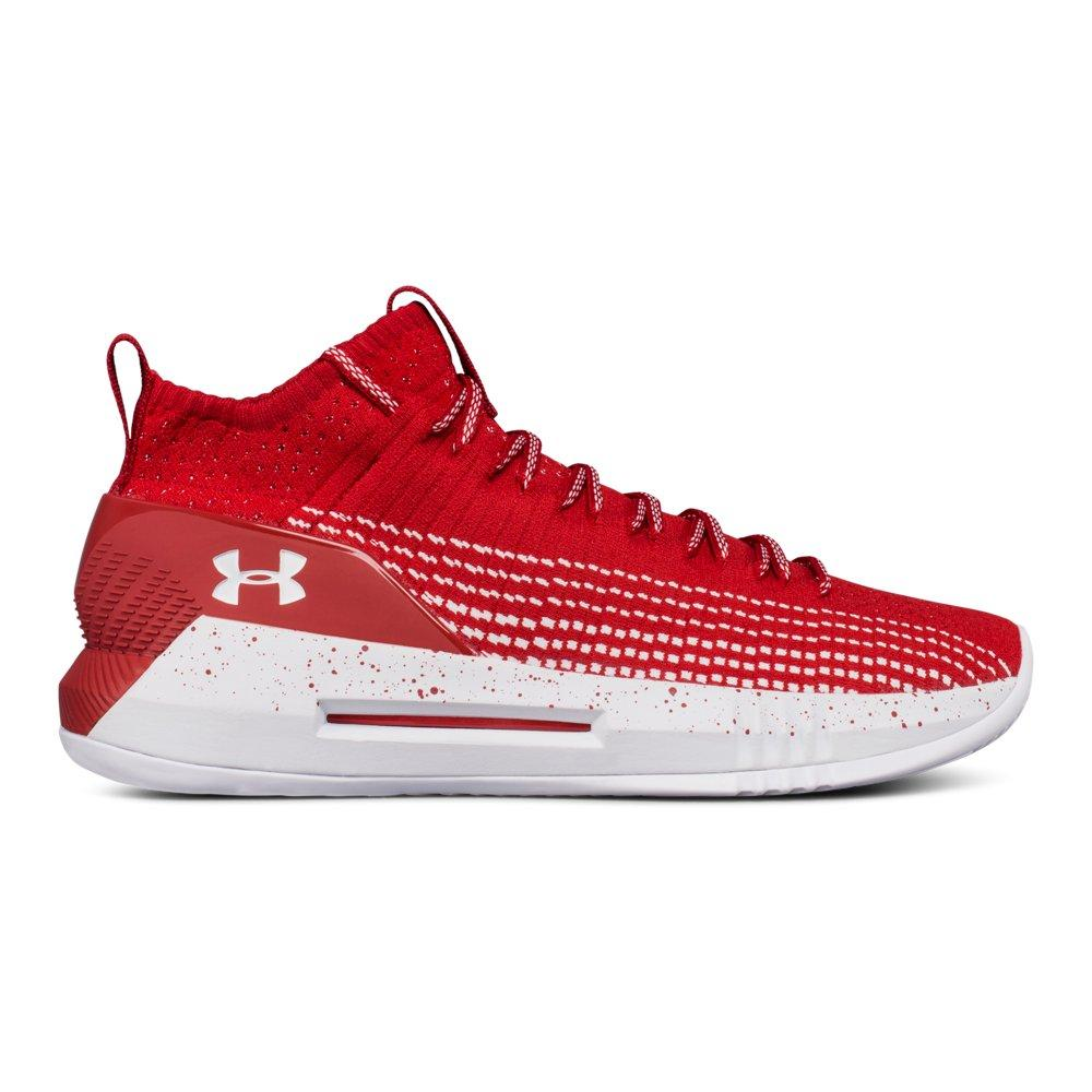 Lyst - Under Armour Men s Ua Heat Seeker Basketball Shoes in Red for Men 14c650f5df