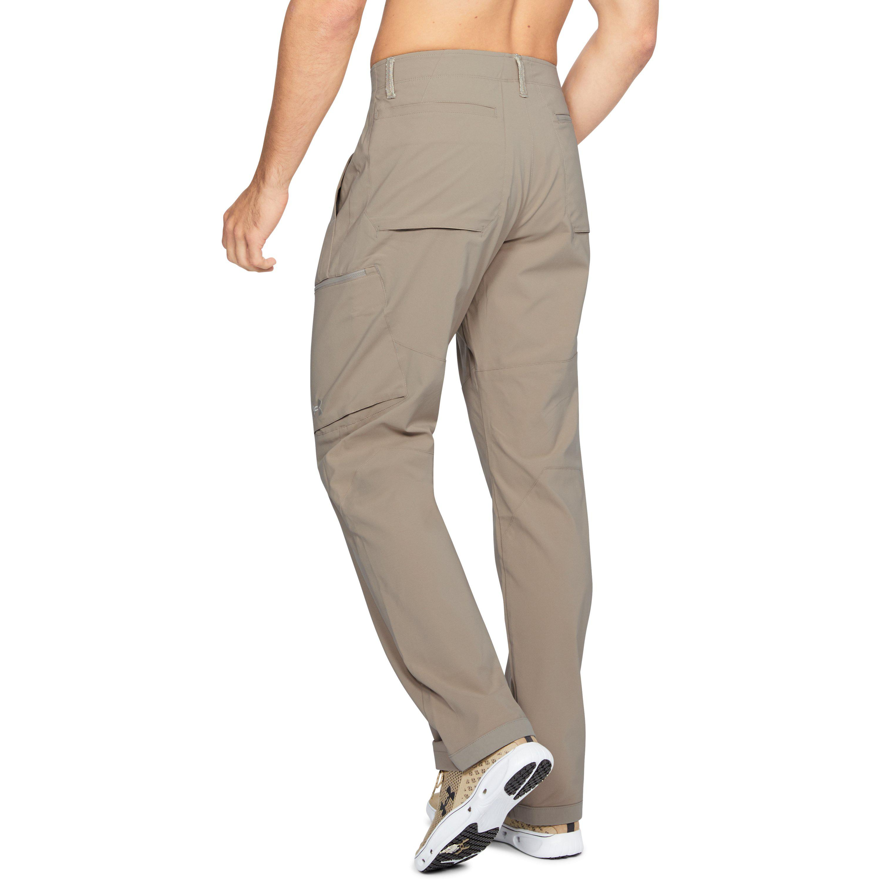 new collection store many choices of Under Armour Natural Men's Ua Backwater Pants for men