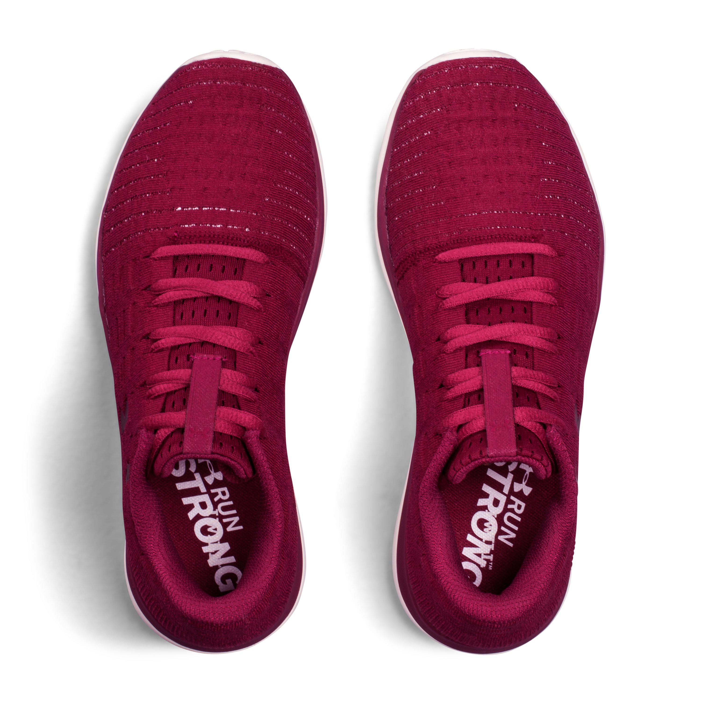 brand new cf987 ab347 Under Armour Red Women's Ua Threadborne Slingflex Shoes
