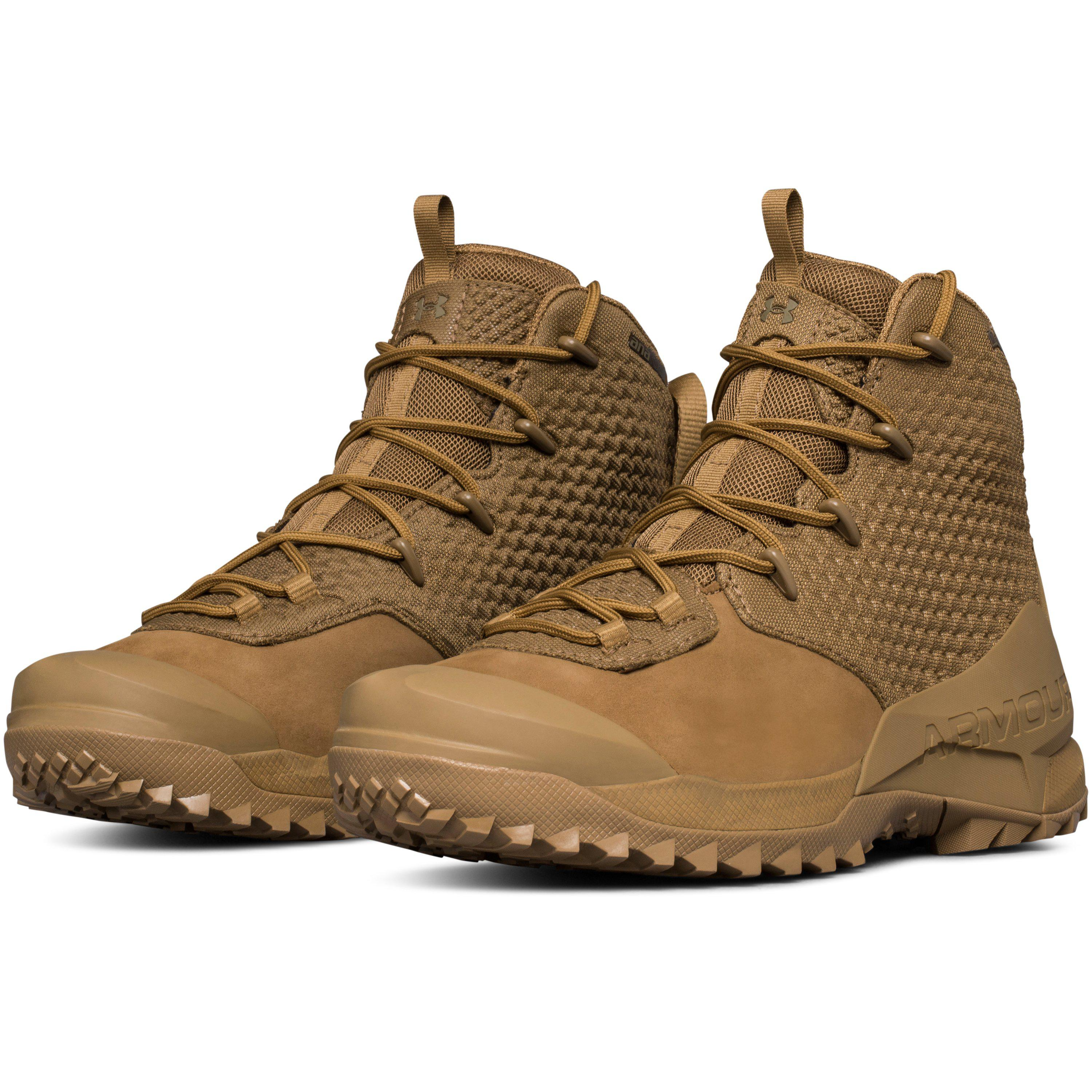 a9719d25174 Under Armour Brown Men's Ua Infil Hike Gore-tex® Hiking Boots for men