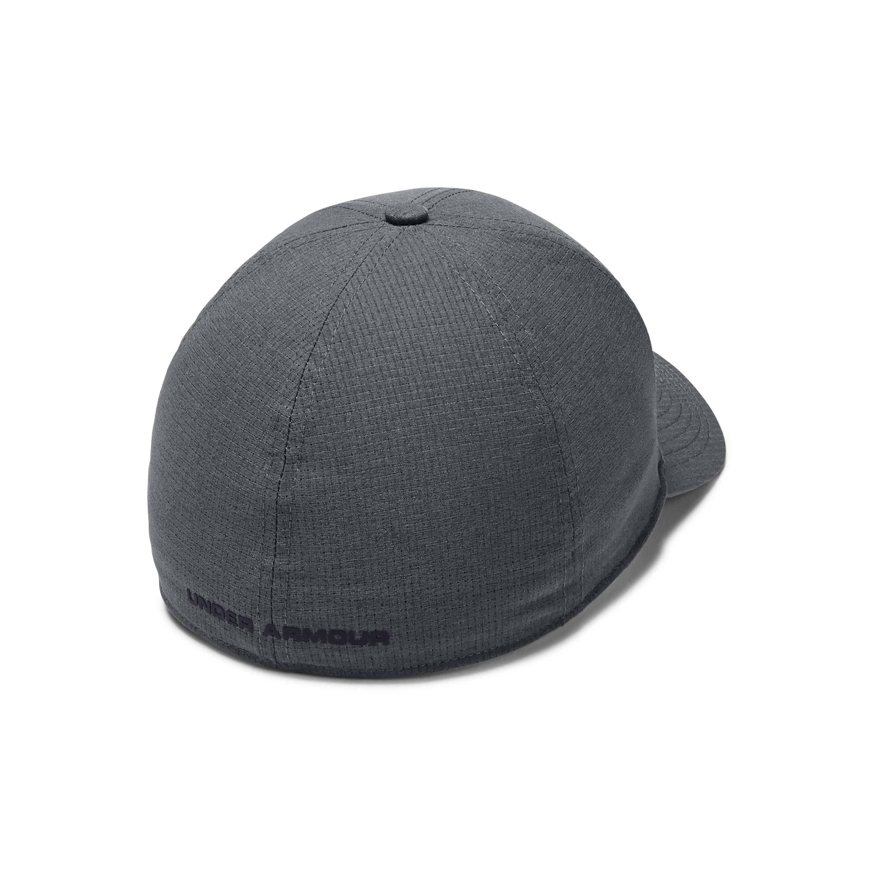 673a87f0ea6d1 Under Armour - Gray Men s Ua Fish Coolswitch Armourventtm Cap for Men -  Lyst. View fullscreen