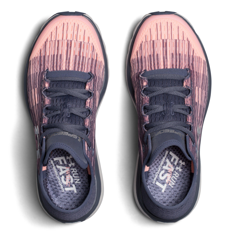 buy popular 970ed 74efd Under Armour Multicolor Women's Ua Speedform® Velociti Graphic Running Shoes