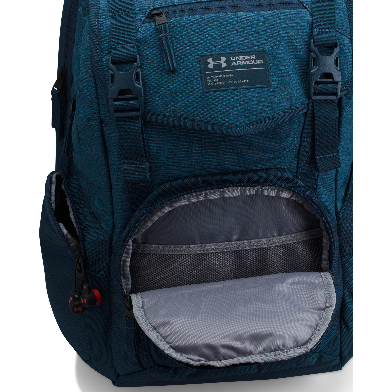 81af9335bf Lyst - Under Armour Ua Coalition 2.0 Backpack in Blue