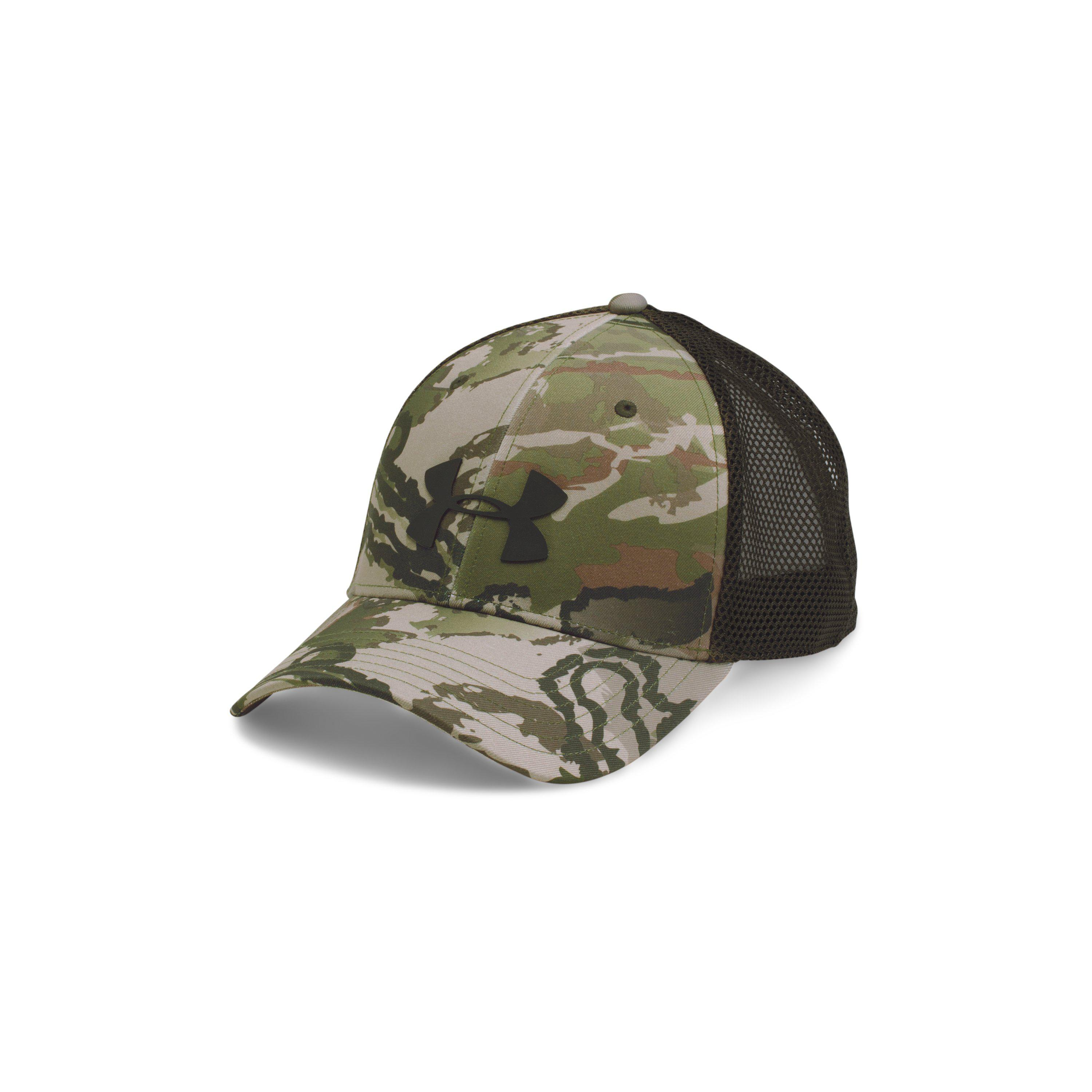 705b685ad8a Lyst - Under Armour Men s Ua Camo Mesh 2.0 Cap in Green for Men