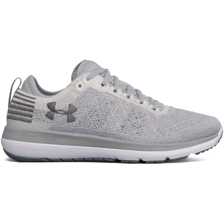 buy popular c5a5f 37837 Under Armour Gray Ua W Threadborne Fortis Running Shoes