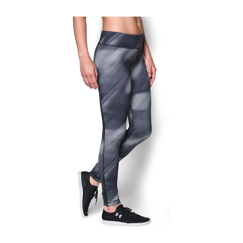 8e7265077b6888 ... Performance Leggings; Under Armour. Black Women s Ua Studio Printed ...