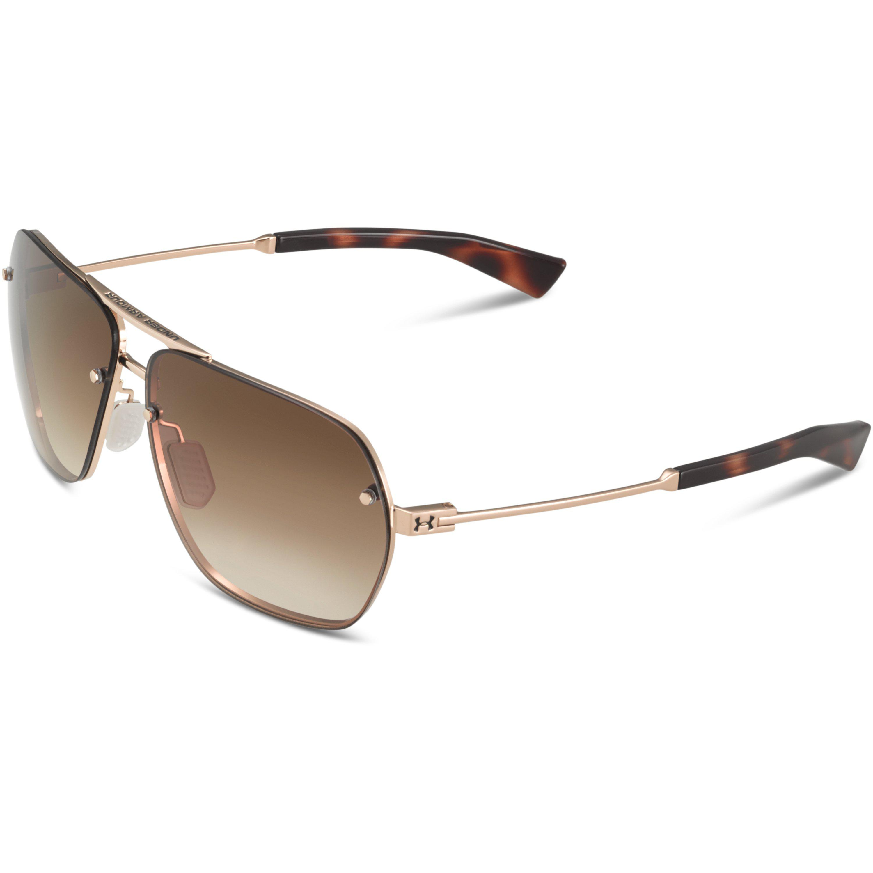 9806c7ee7d Lyst - Under Armour Ua Hi-roll Sunglasses in Brown