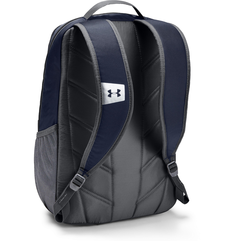 229df82c92f Under Armour Ua Hustle Ldwr Backpack in Blue for Men - Lyst