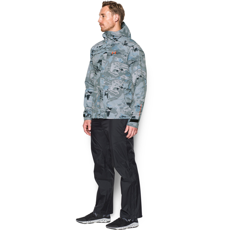 Under Armour Mens Storm Sonar Waterproof Jacket