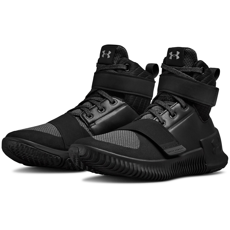 Ua Ultimate Speed Mid Training Shoes
