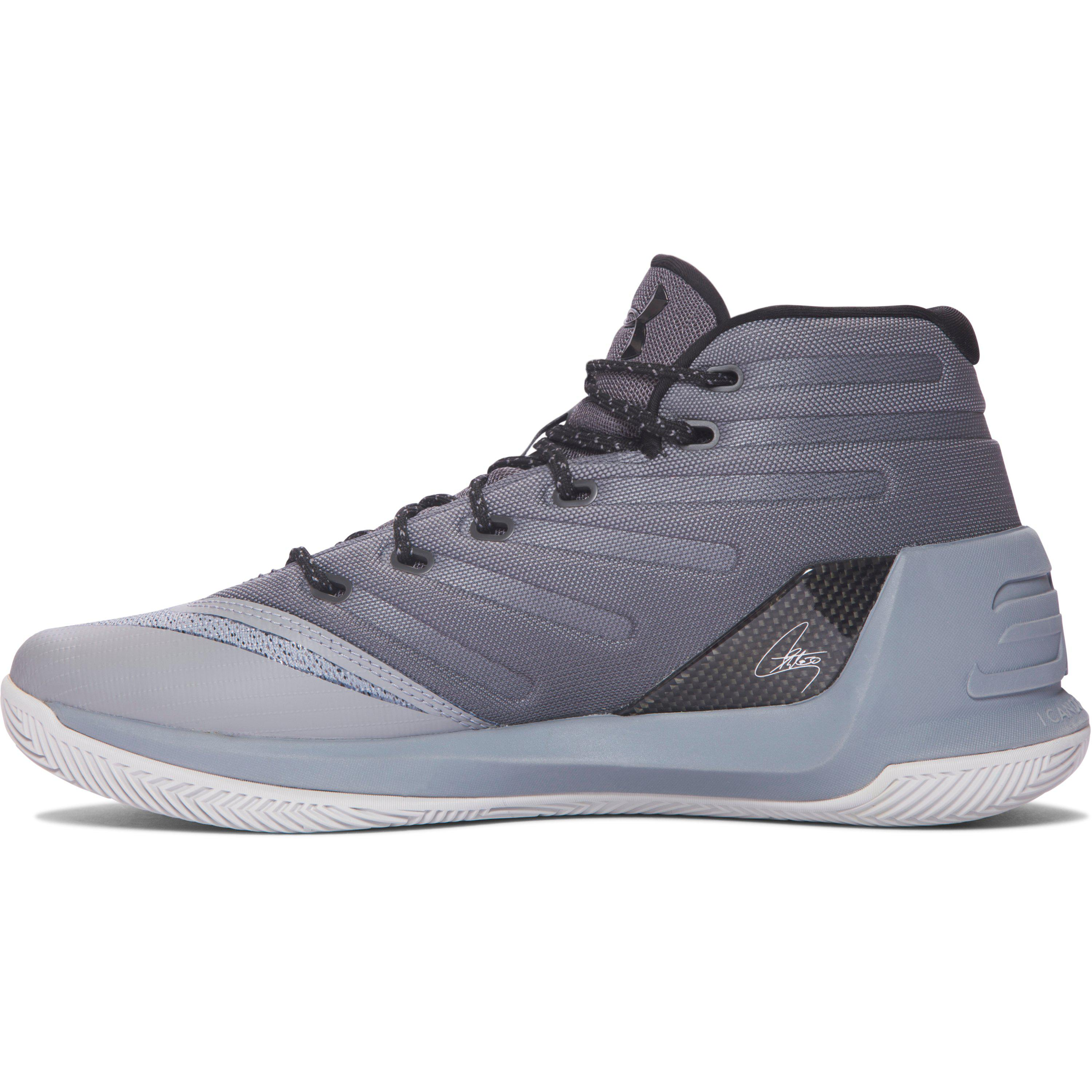 3efe1683abd4 Lyst - Under Armour Men s Ua Curry 3 Basketball Shoes for Men