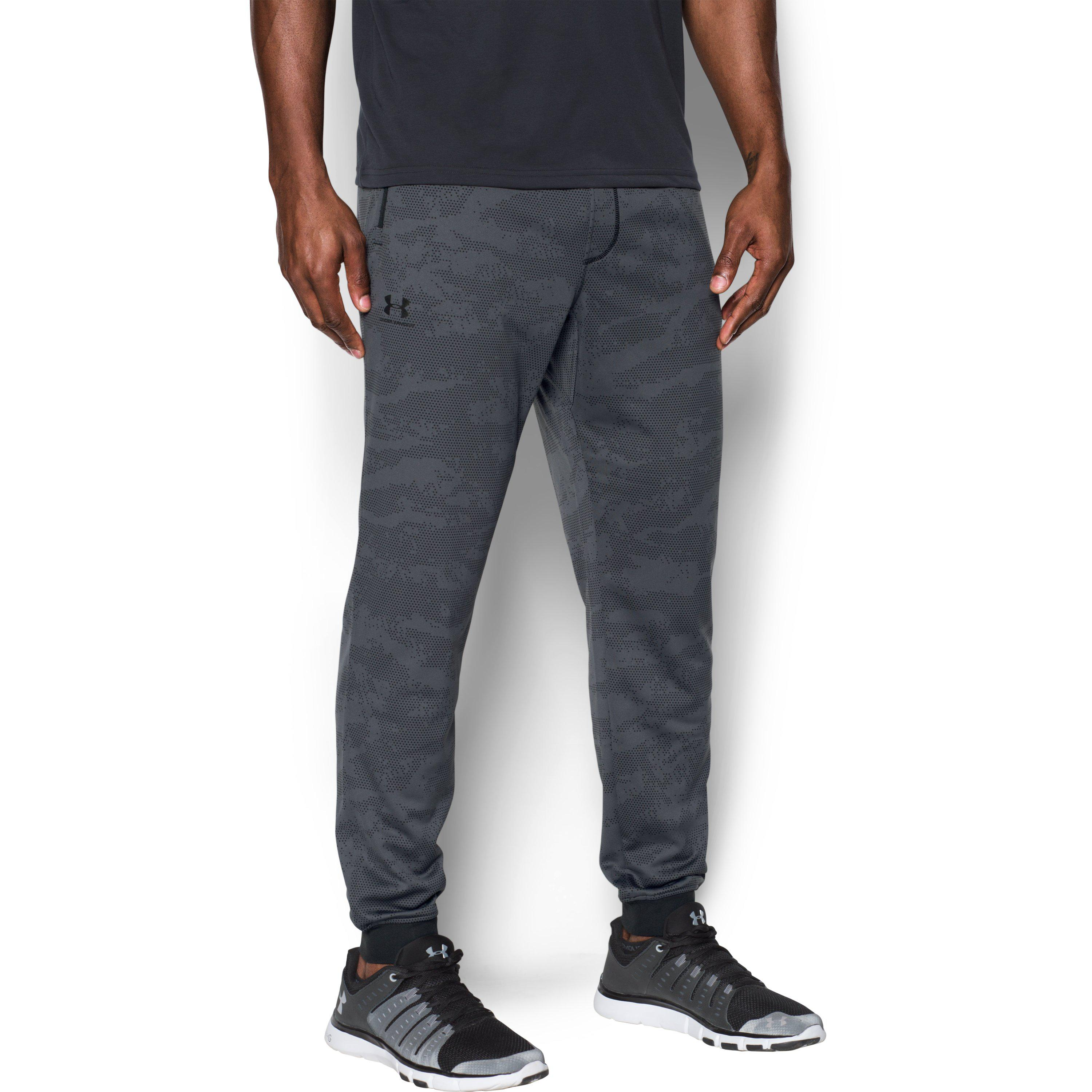 New Under Armour UA Men/'s Sportstyle Joggers Pants Green