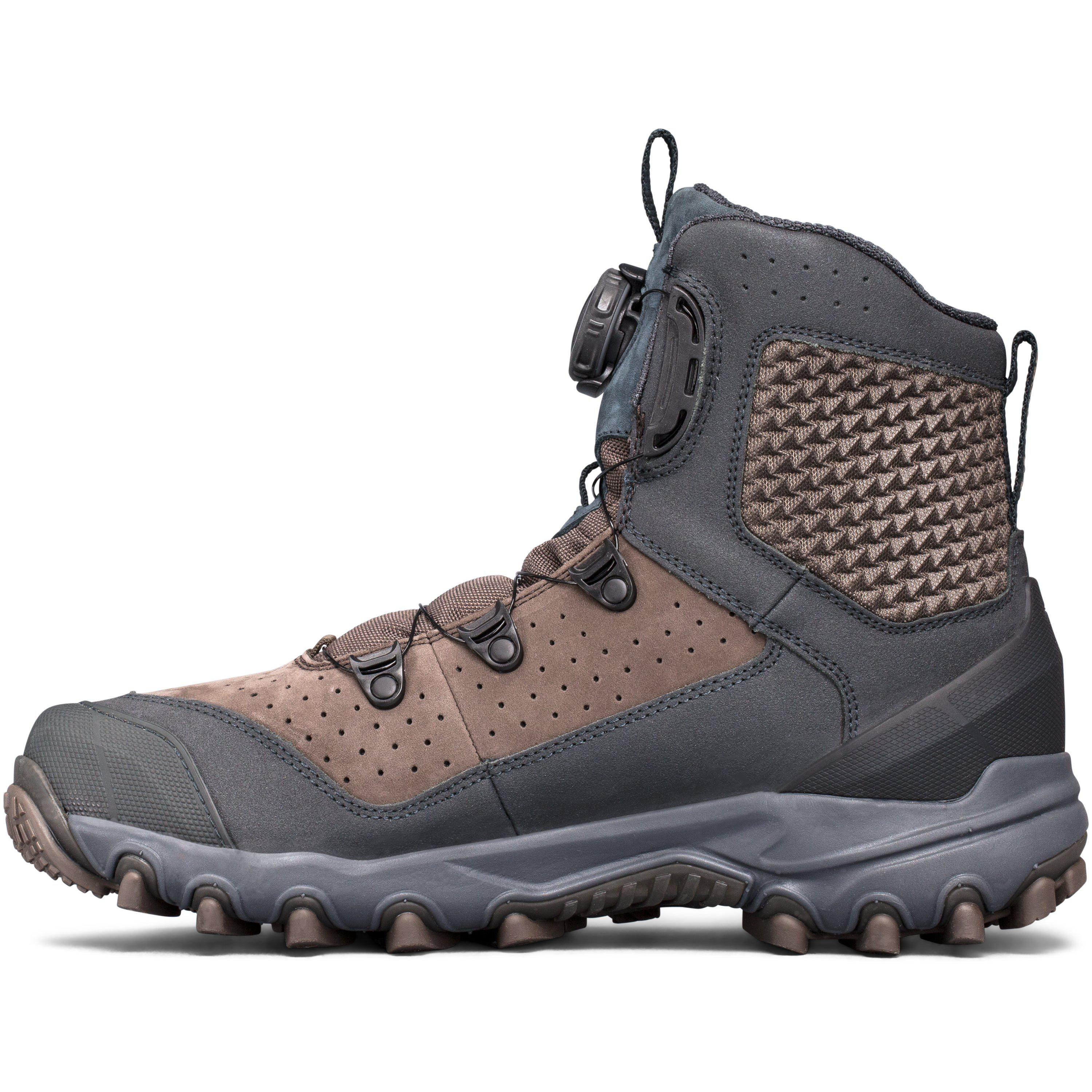 43a57e1ac1a55 Under Armour Raider in Brown for Men - Lyst