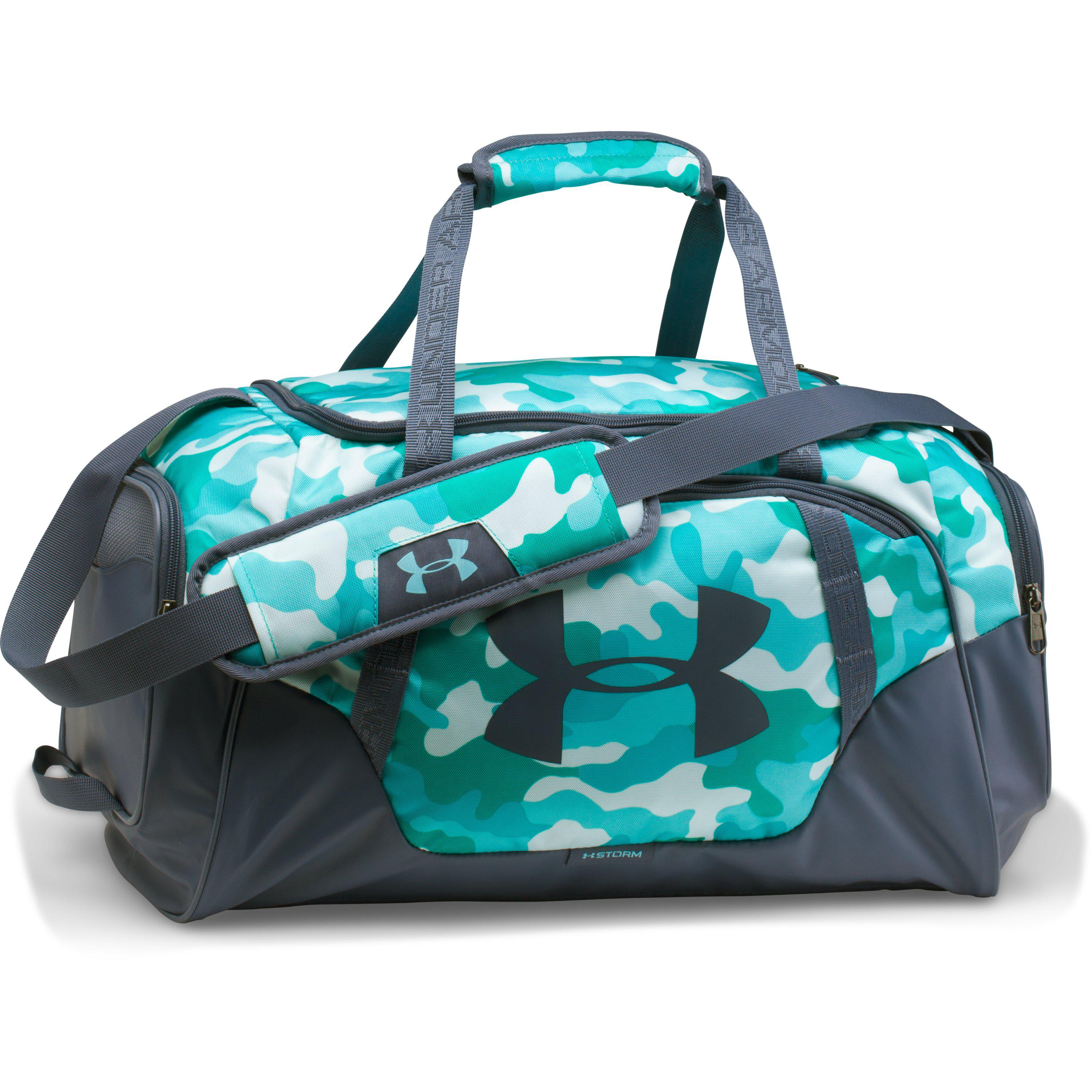 a5ac565403 Lyst - Under Armour Undeniable 3.0 Medium Duffle Bag in Blue for Men