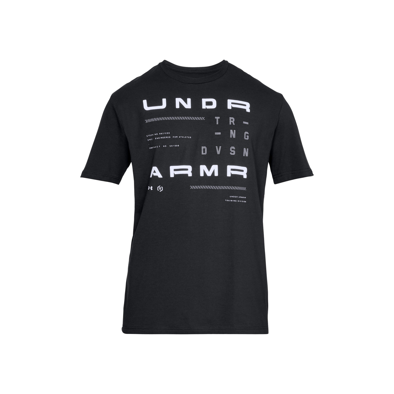 Under Armour Mens Trn Dvsn Short Sleeve