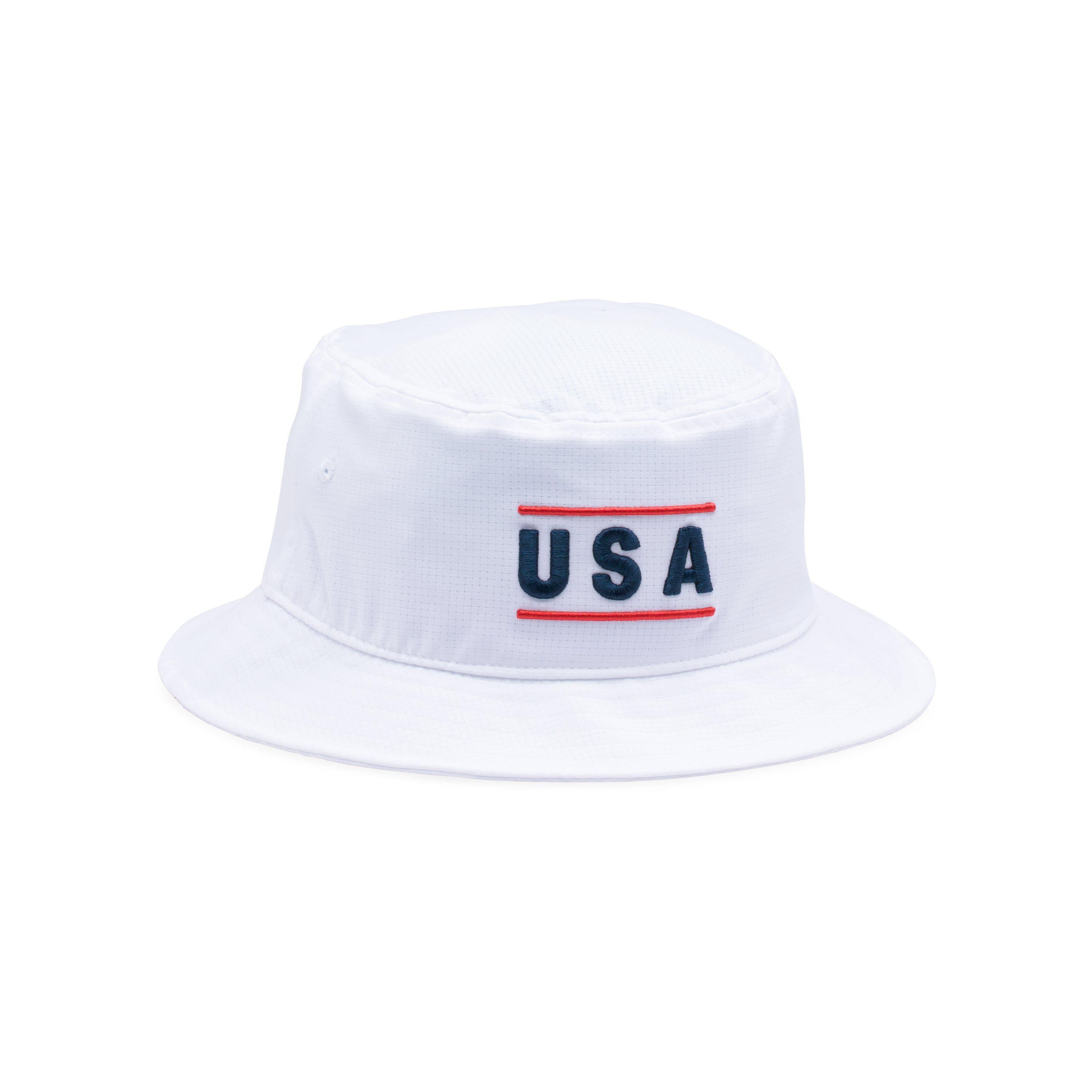 f72eecf297c Lyst - Under Armour Men s Ua Armourventtm Bucket Hat in White for Men