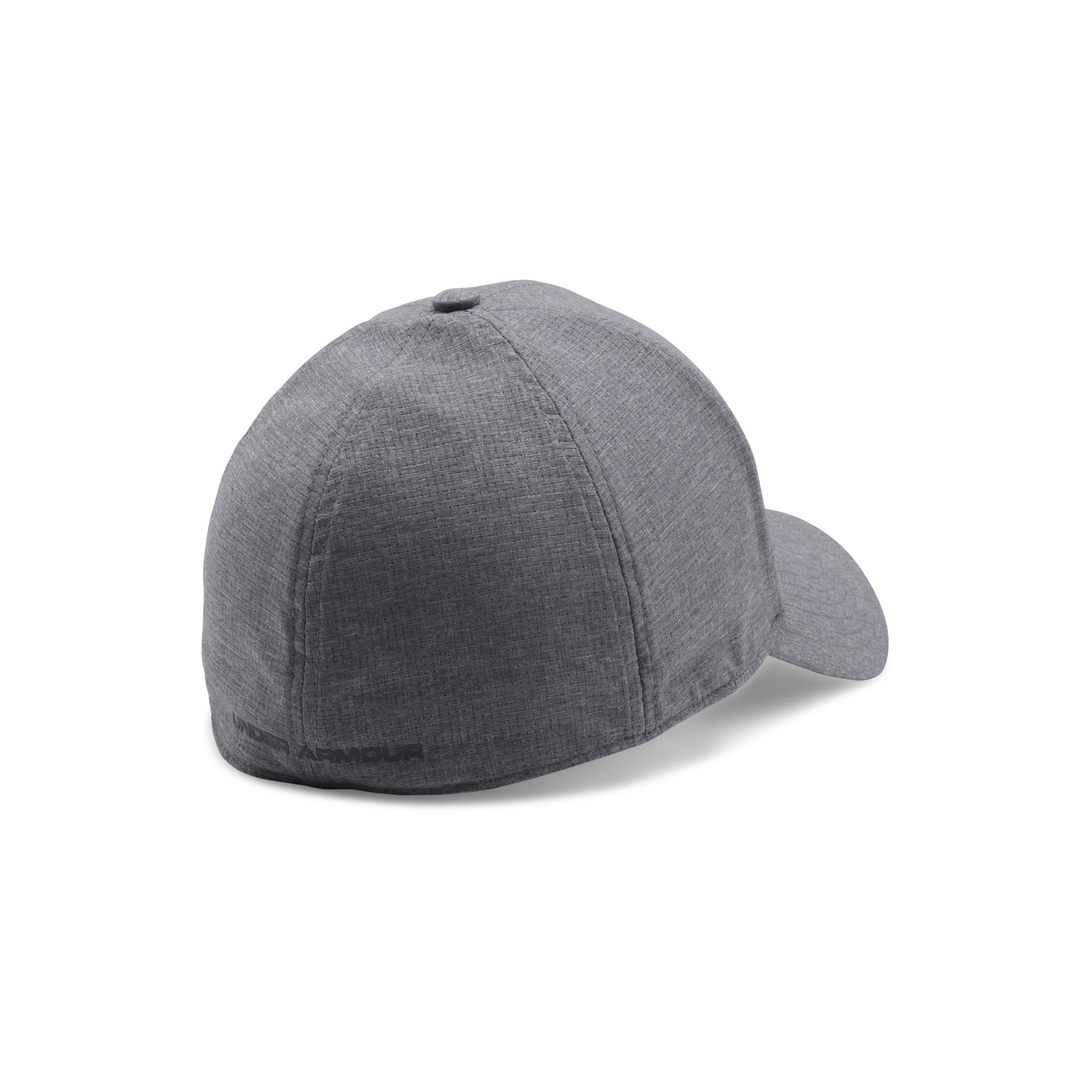 ... hot product 4cceb 97106 Under Armour - Gray Mens Ua Coolswitch  Armourventtm 2.0 Cap for Men ... 56355a0cc287