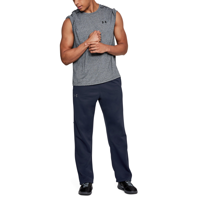 4718bc93b4fc Lyst - Under Armour Men s Ua Storm Armour® Fleece Pants in Blue for Men