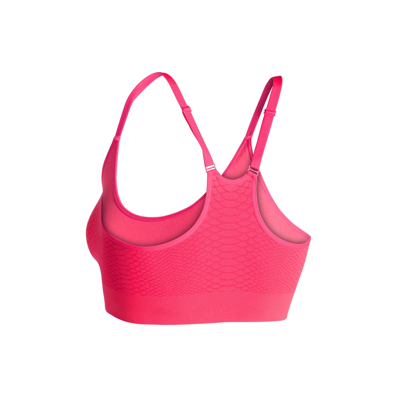 1d65583166 Lyst - Under Armour Women s Ua Seamless Essential Jacquard Sports ...