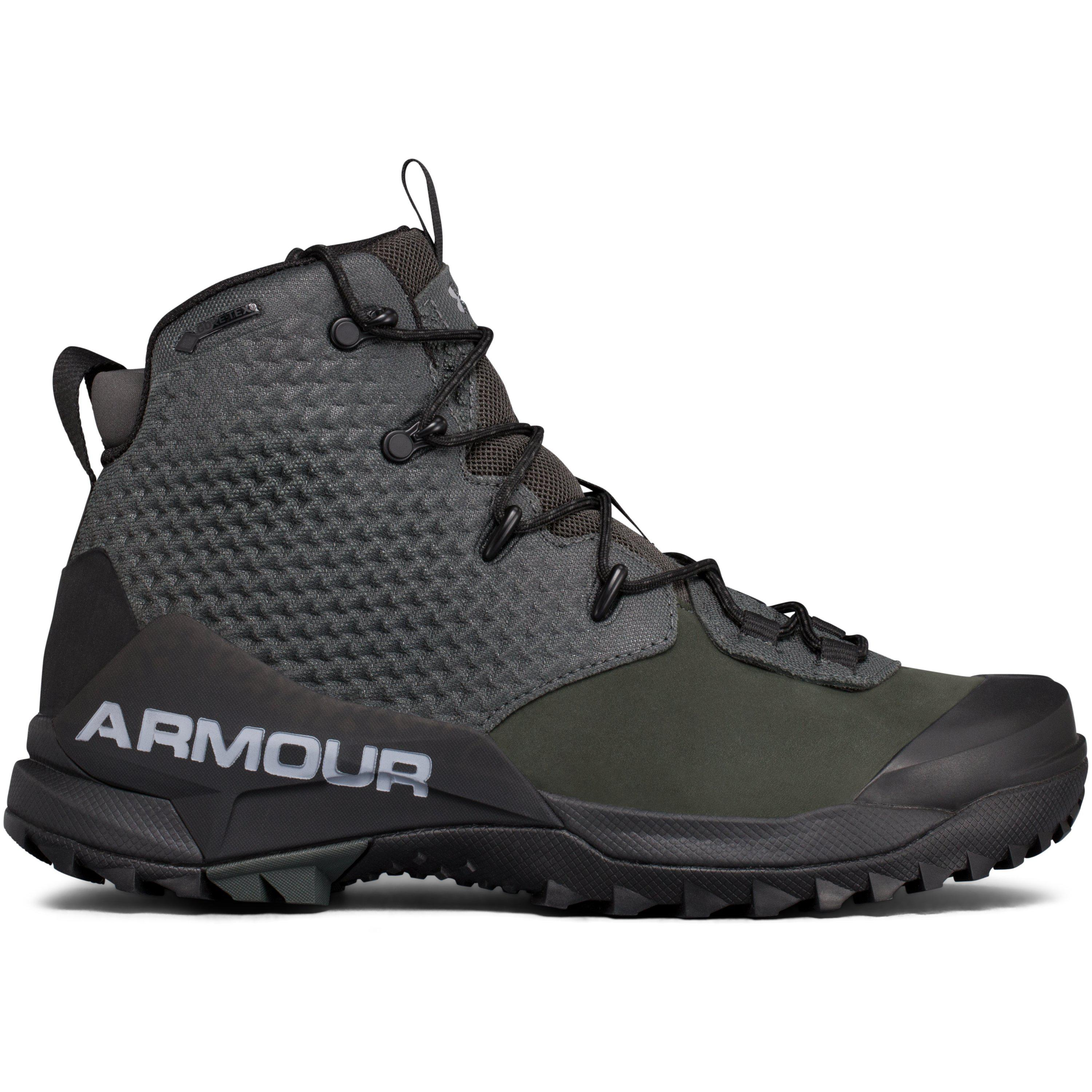 cce50ec51f88e Under Armour Men's Ua Infil Hike Gore-tex® Hiking Boots in Black for ...