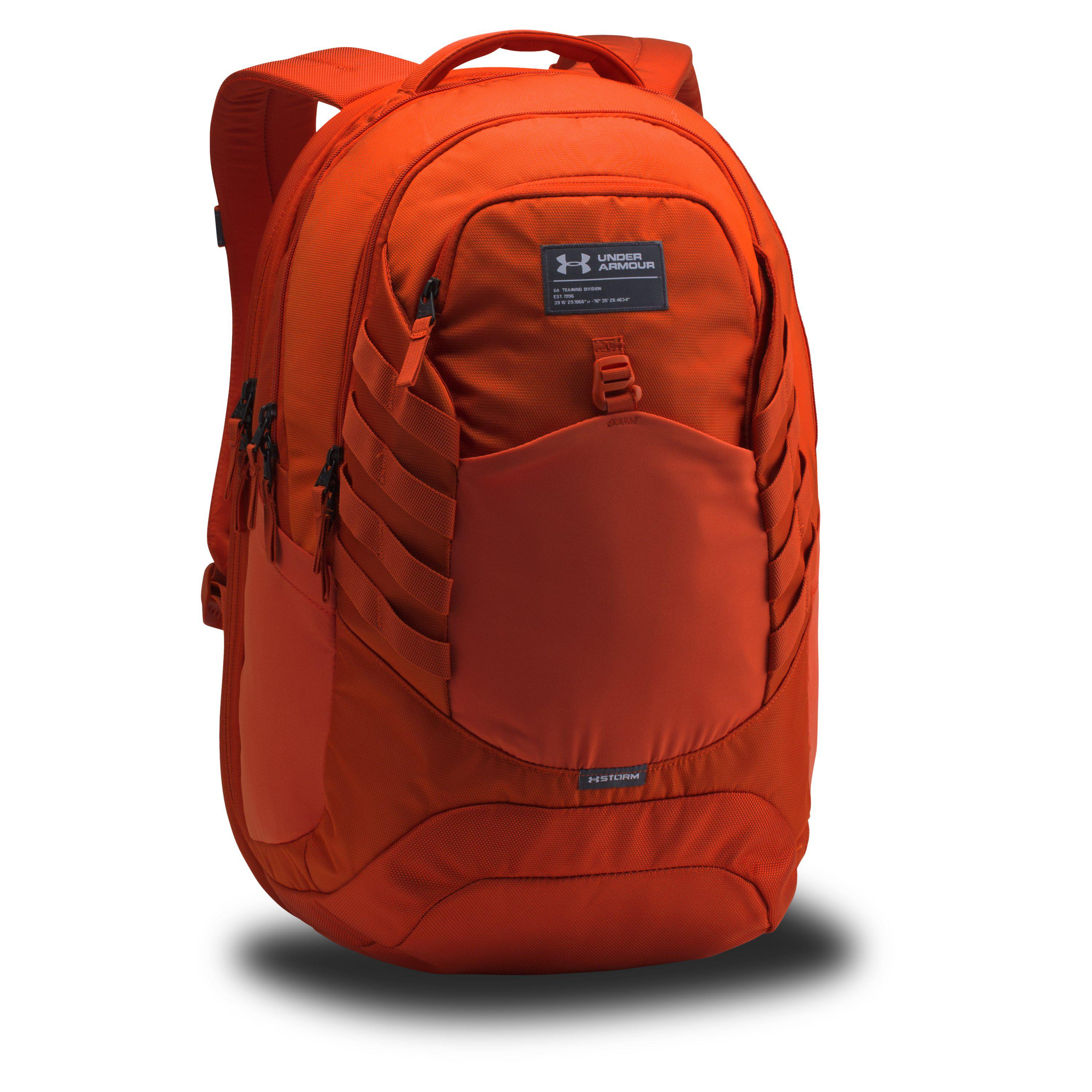 3dc16fa171d7 Lyst under armour mens ua hudson backpack in red for men jpg 3000x3000 Maroon  under armour