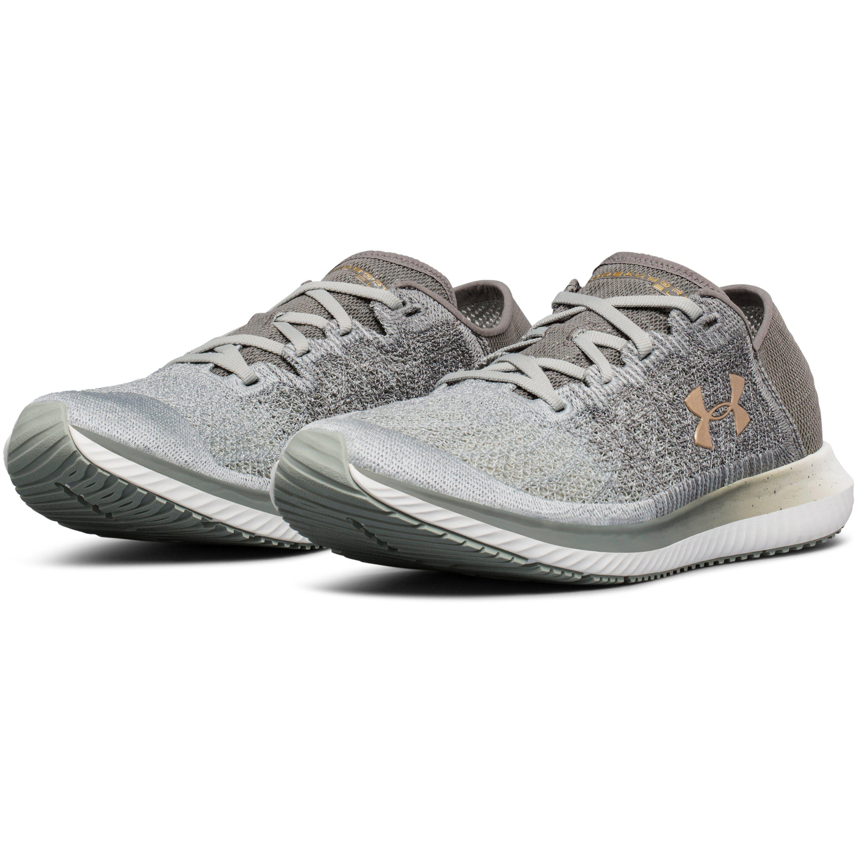 a6945257c3 Under Armour Gray Men's Ua Threadborne Blur Running Shoes for men