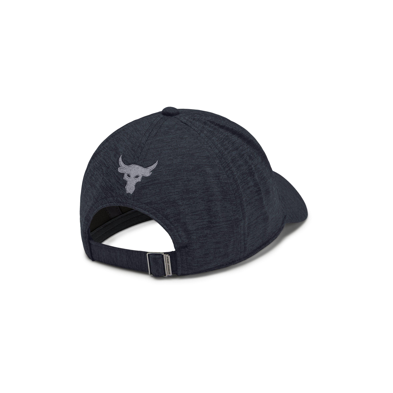 6c543fe5ad06b Under Armour Women s Ua X Project Rock Respect Cap in Black for Men ...