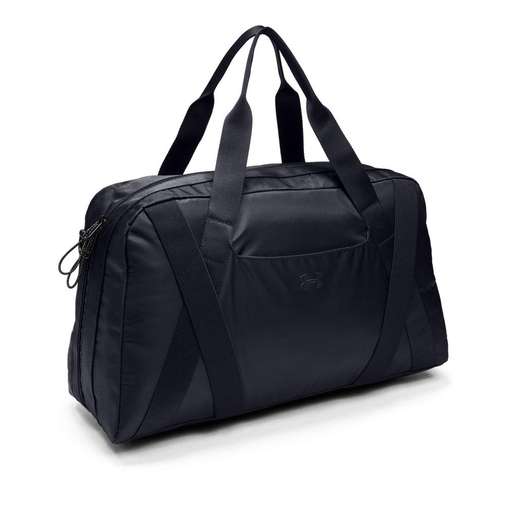 e9371f8a9893 Lyst - Under Armour Essentials 2.0 Duffle in Black