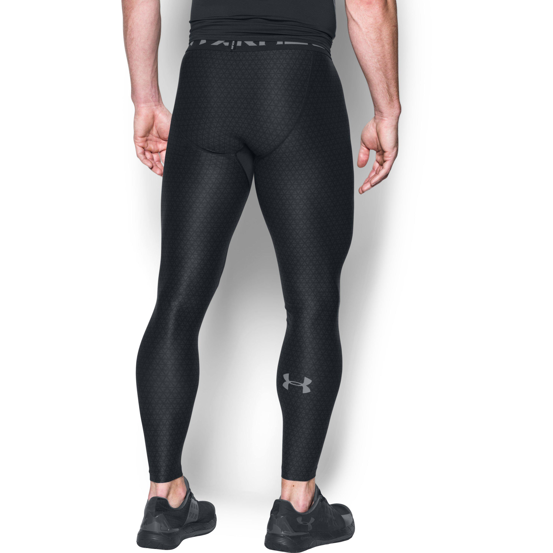 717ecec87460d Under Armour Men's Ua Heatgear® Armour Printed Compression Leggings ...
