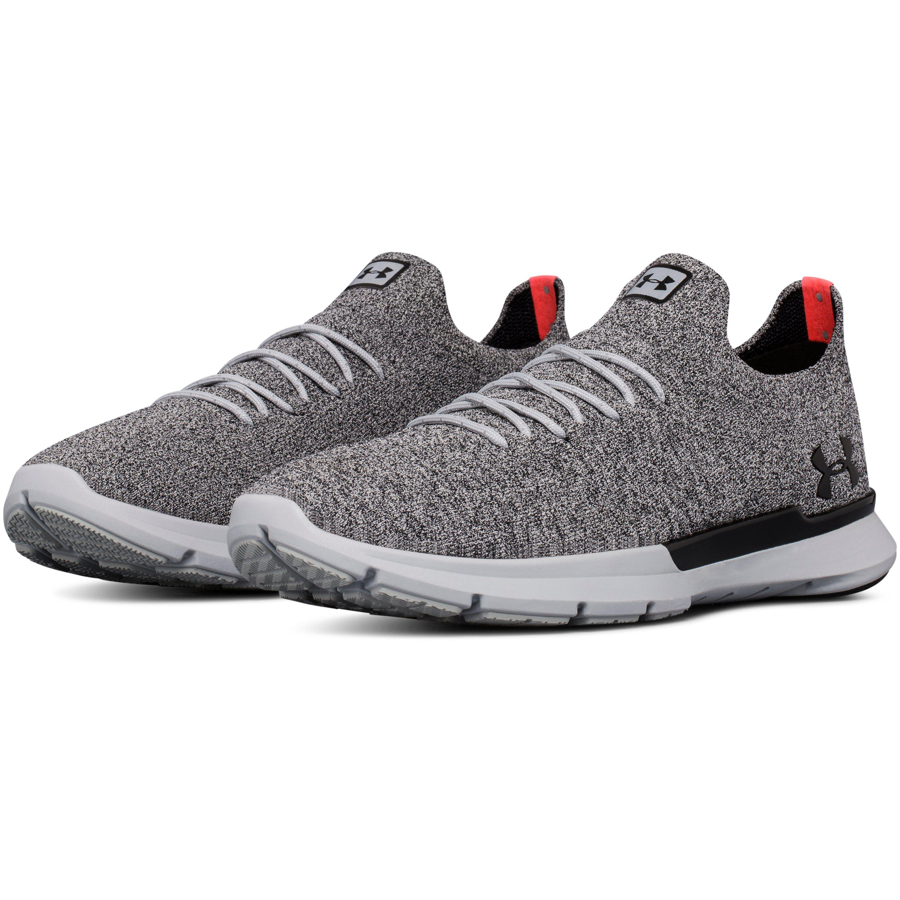 Ua Slingwrap Phase Shoes in Gray
