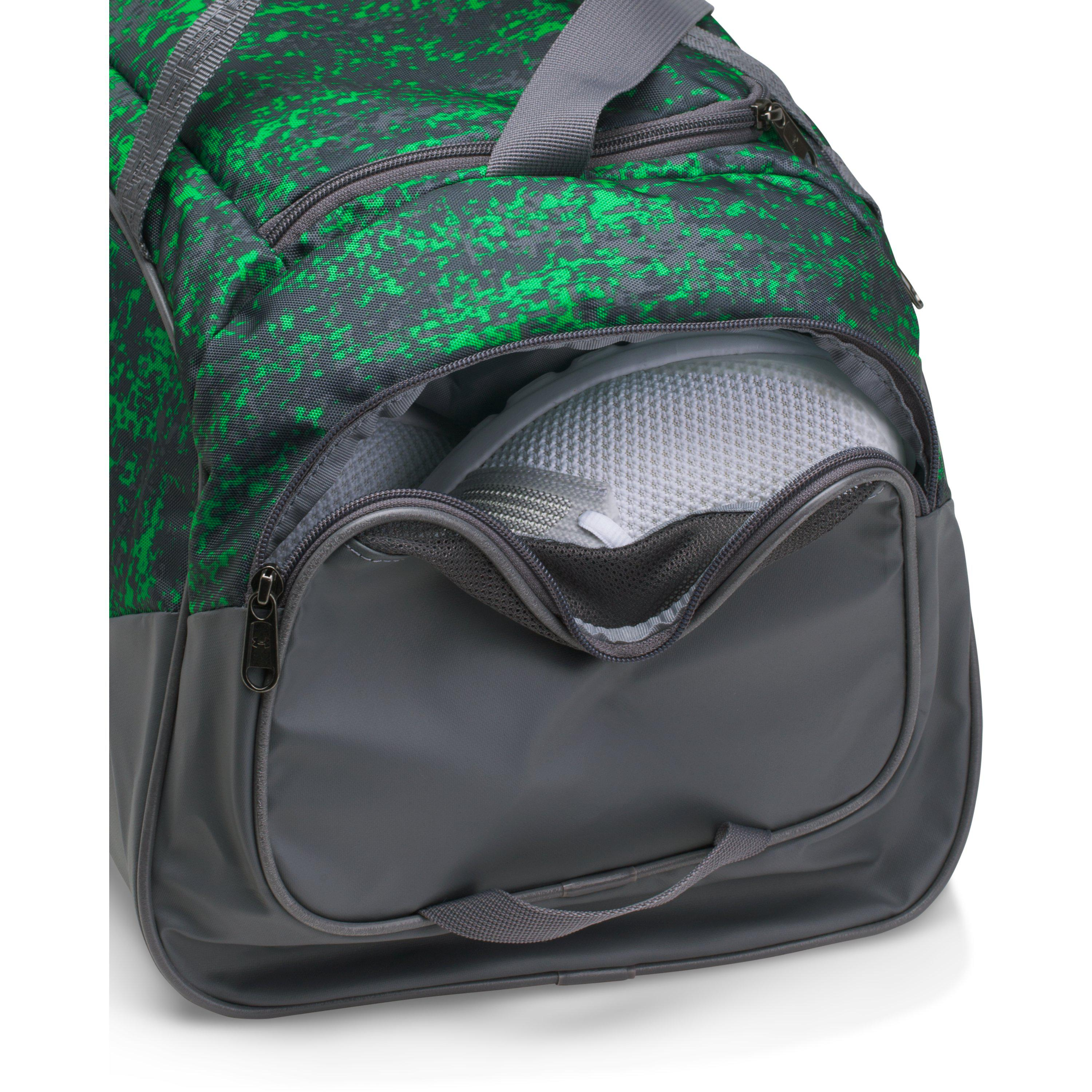 06ecbf3b0 Under Armour Men's Ua Undeniable 3.0 Small Duffle Bag in Green for ...