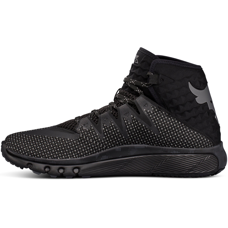 Ua Project Rock Delta Training Shoes
