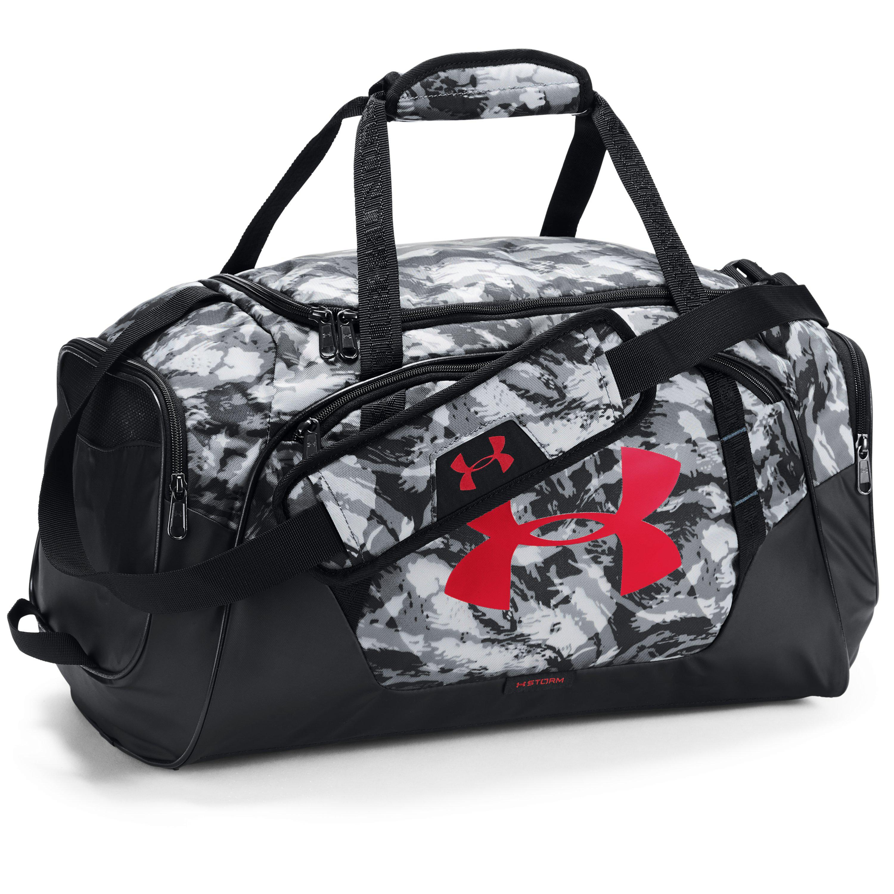 7938e81e4753 Lyst - Under Armour Undeniable 3.0 Small Duffle Bag in Black for Men