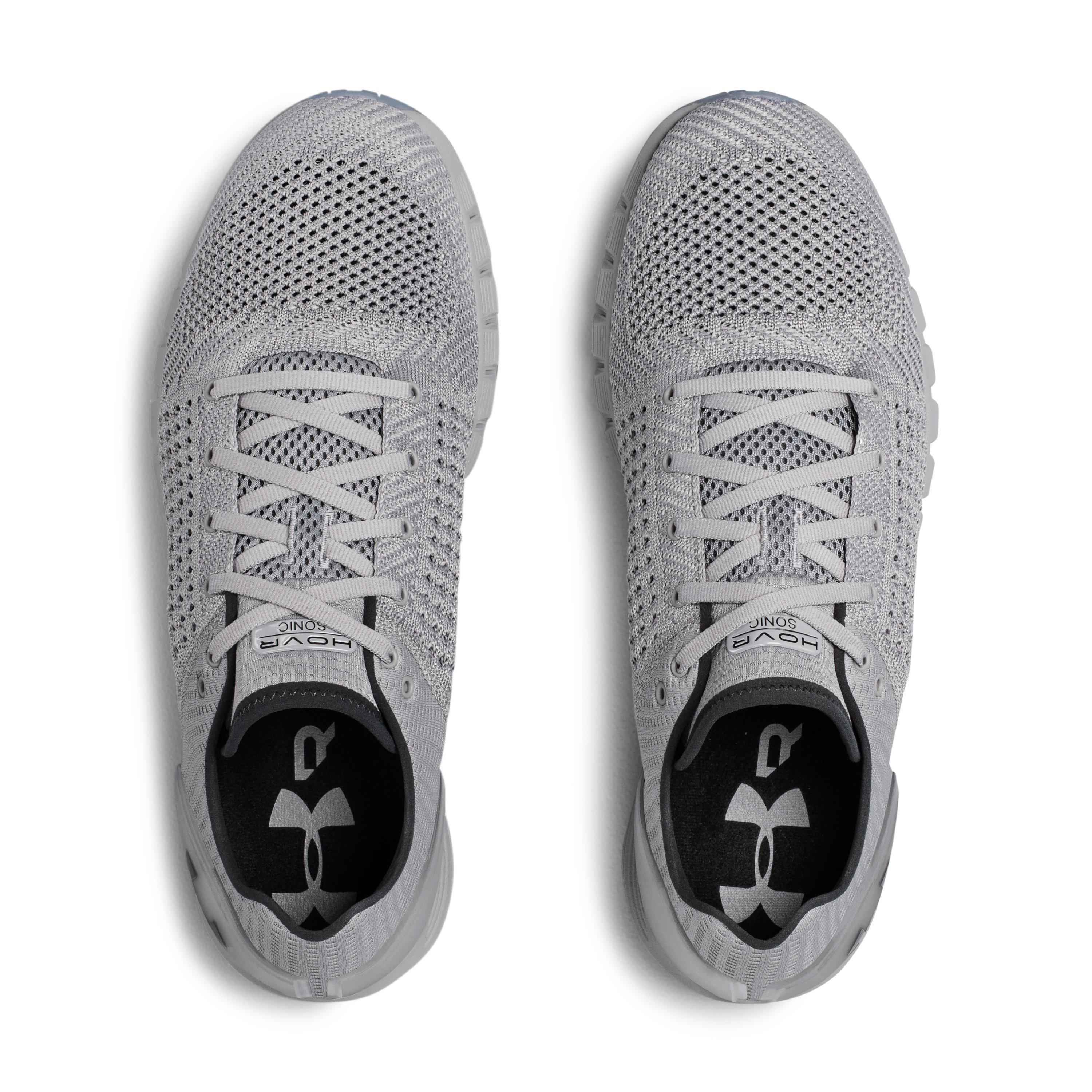 huge selection of 3d4e9 39f6f Under Armour Gray Men's Ua Hovr Sonic Connected Running Shoes for men