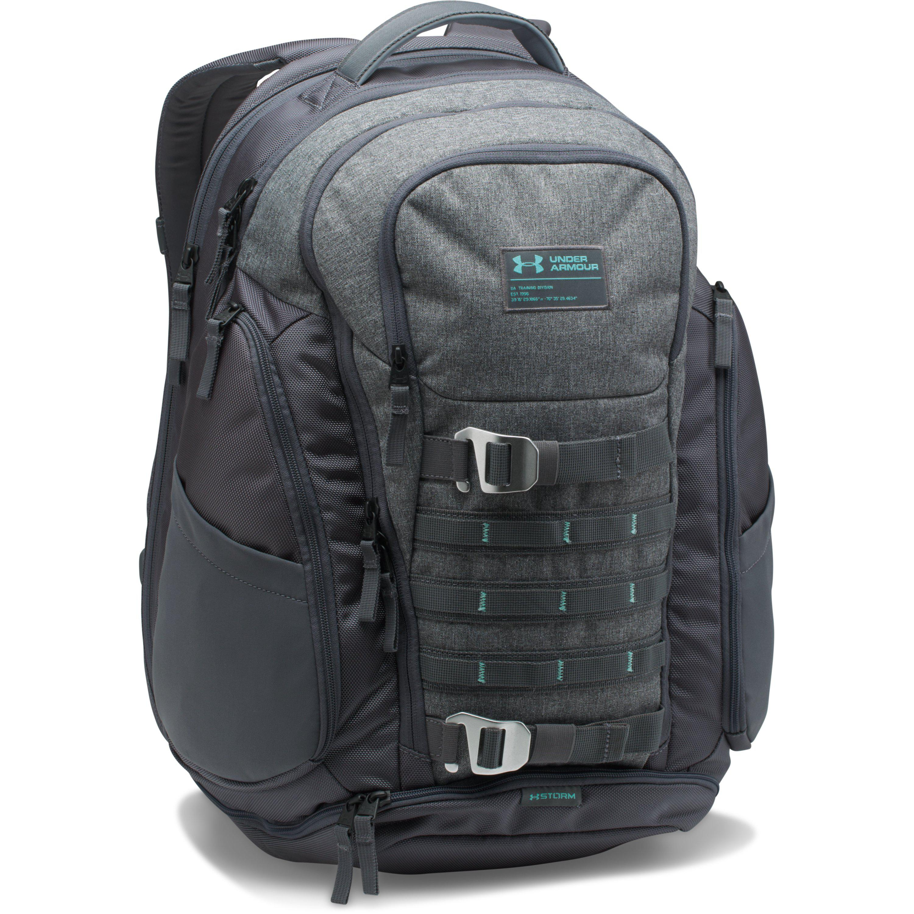 new images of super cute sneakers Under Armour Synthetic Men's Ua Huey Backpack in Gray for Men - Lyst
