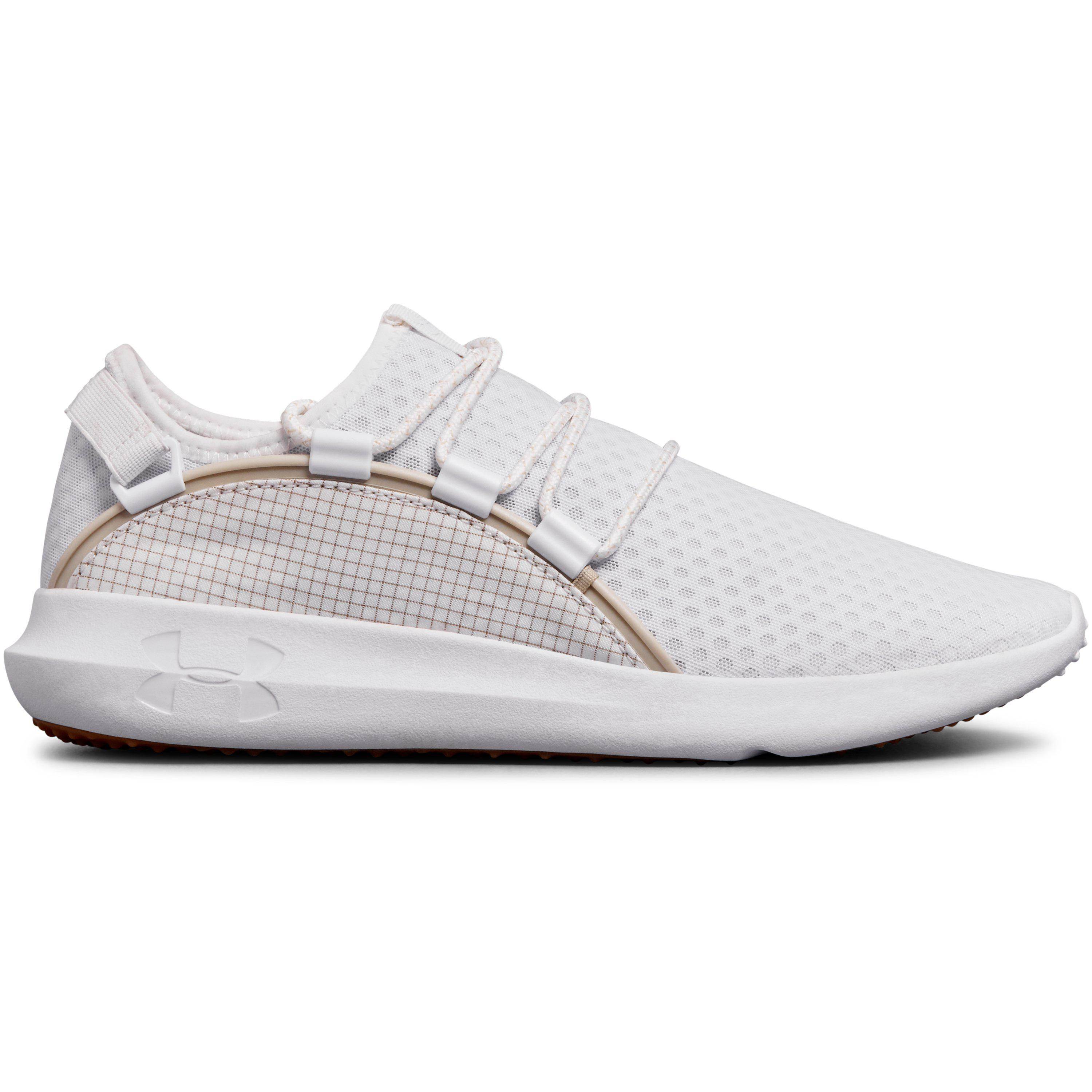 Ua Rail Fit Training Shoes in White