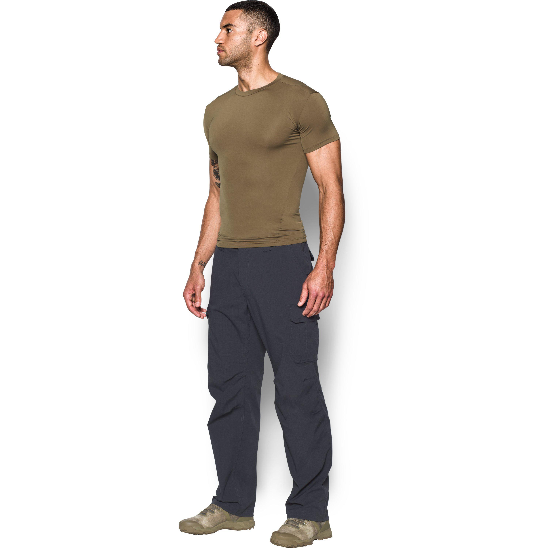 Under Armour Mens Tactical Heatgear® Compression V Neck T Shirt bb06d7976