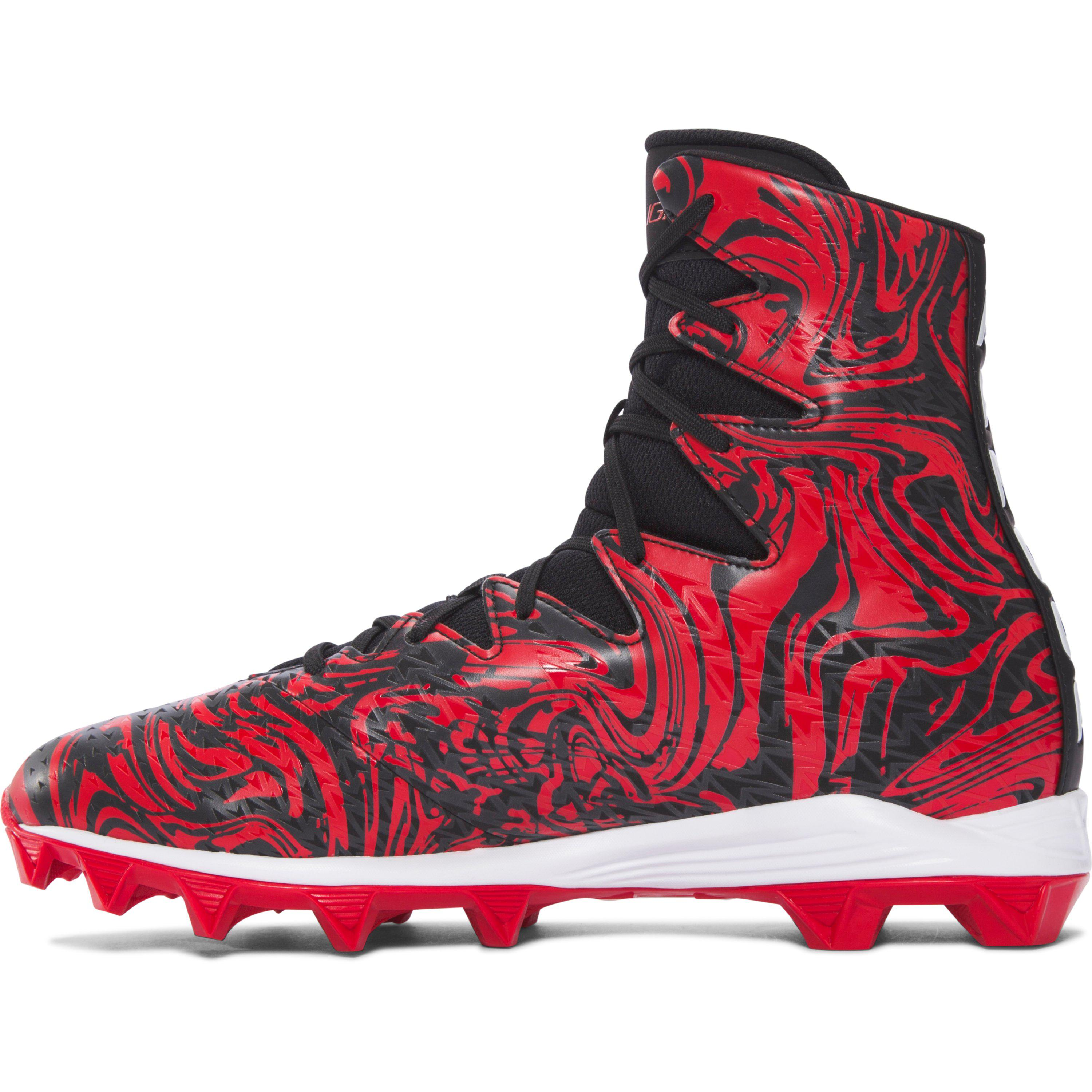 a70008f6cf168 ... highlight cleats; Lyst - Under Armour Men s Ua Highlight Lux Rubber  Molded Football .