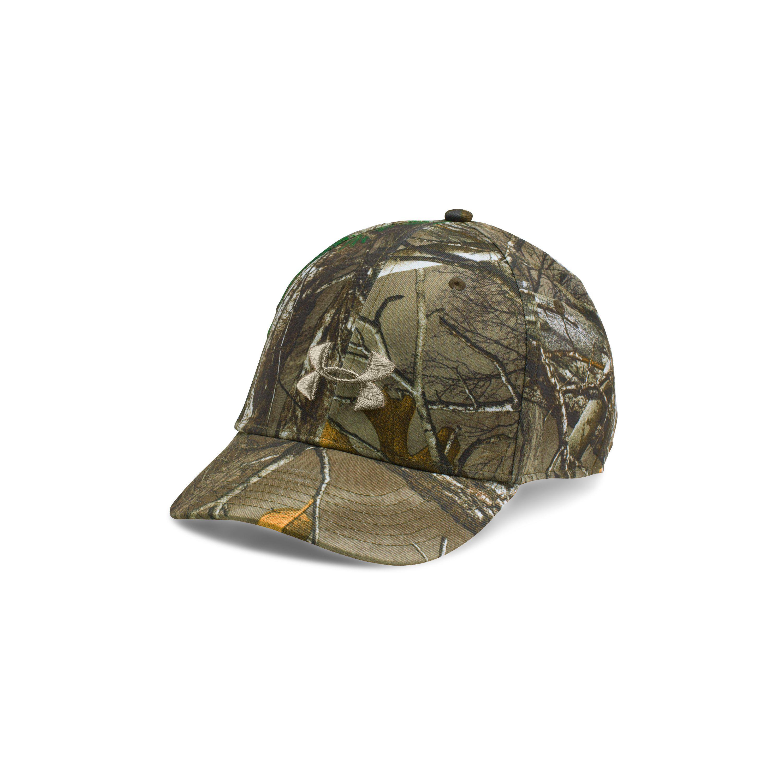 Lyst - Under Armour Women s Ua Camo Cap in Green 4470a31178d0