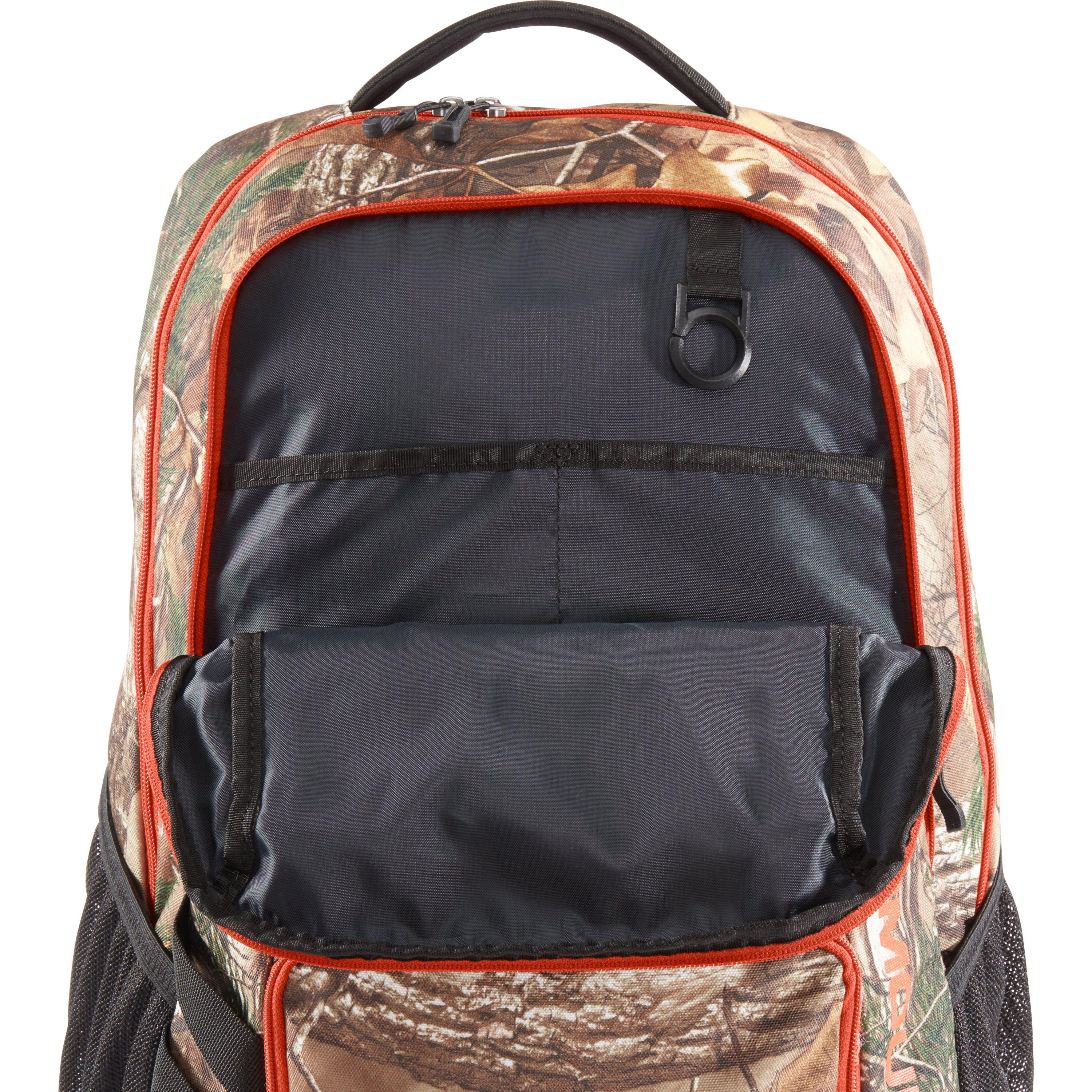 Lyst - Under Armour Ua Camo Hustle Backpack for Men e08101371572f