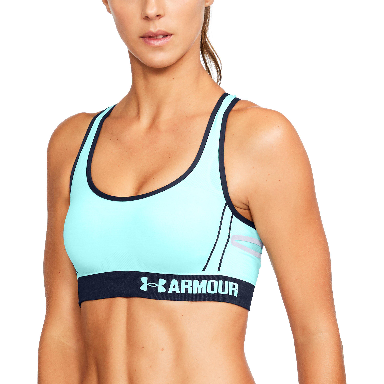 665122a95d Lyst - Under Armour Women s Ua Threadbornetm Crossback Pop Sports ...