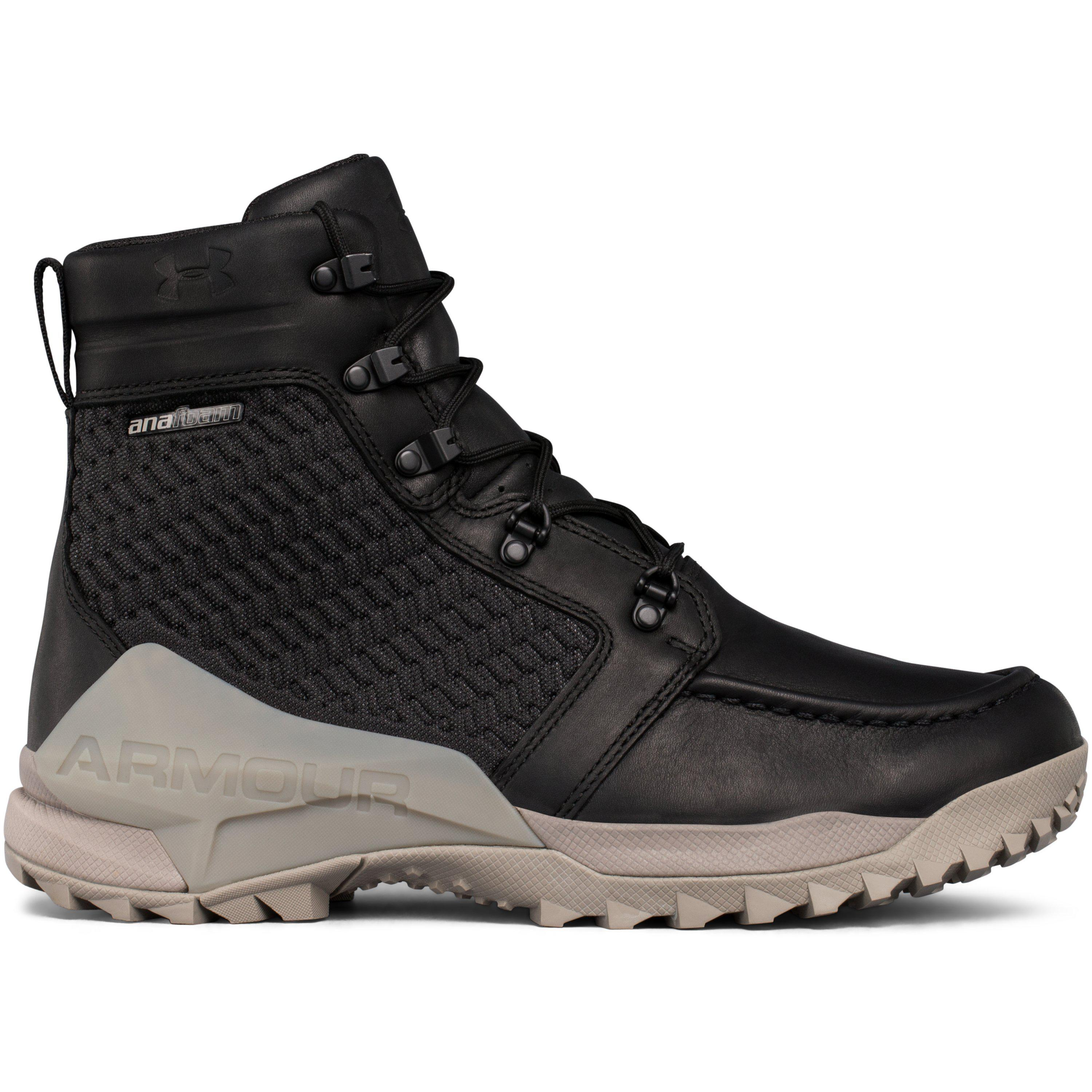d3c455a4a2d Under Armour Black Men's Ua Field Ops Gore-tex® Hunting Boots for men