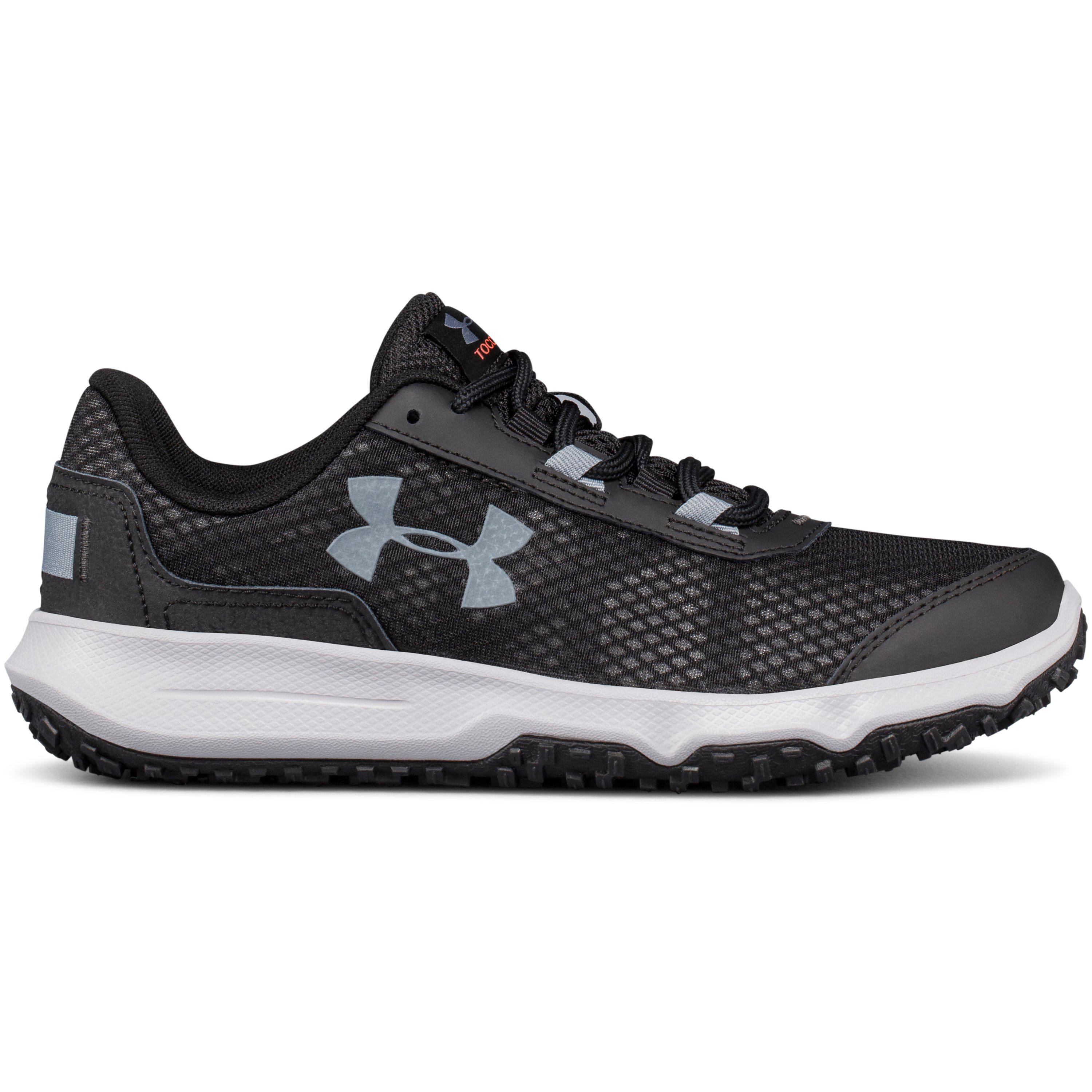 512c632447 Under Armour Black Women's Ua Toccoa Running Shoes