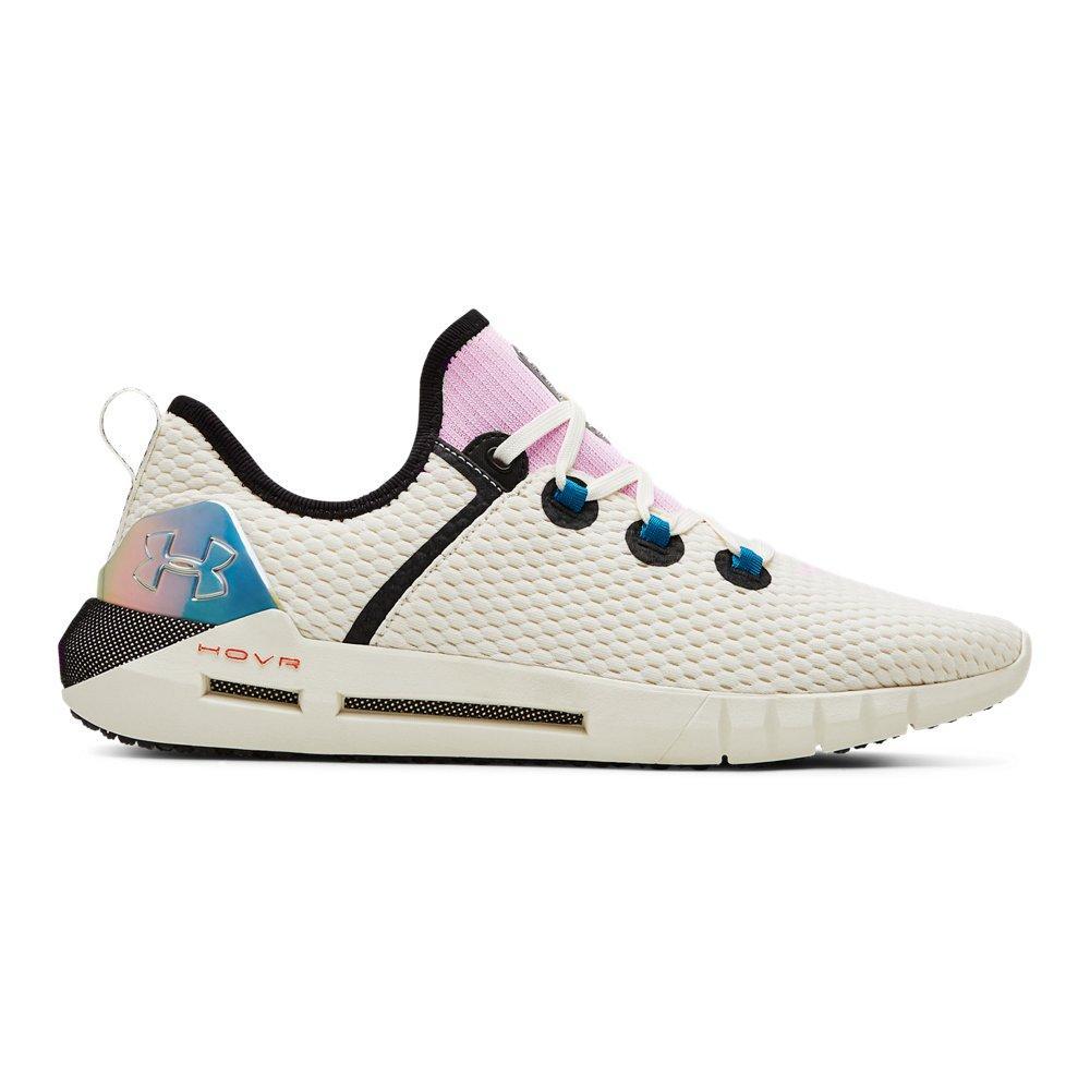 Under Armour Mens x Stance SLK Socks Grey White Sports Running Breathable